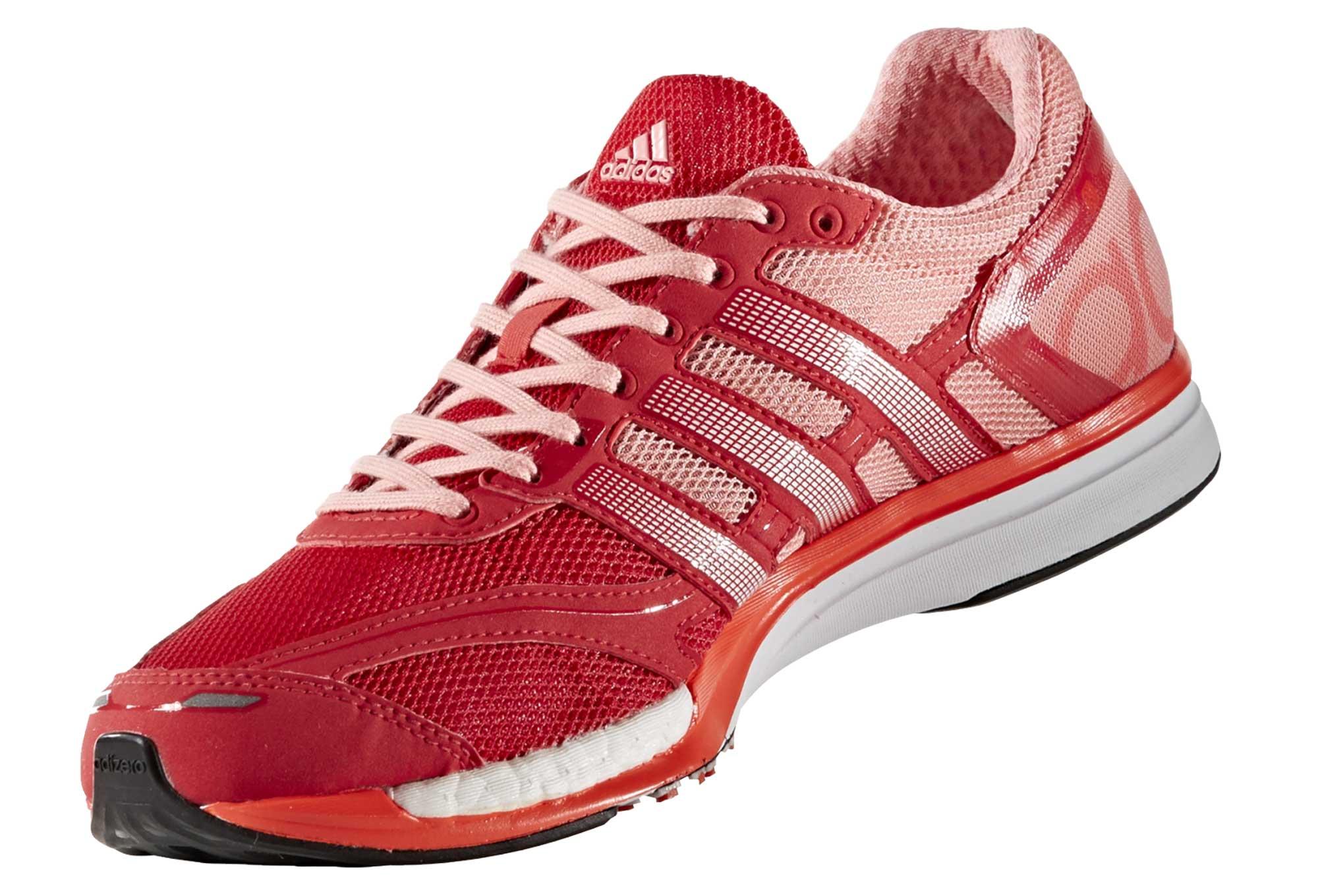 los angeles 2f0e5 f8647 adidas running ADIZERO TAKUMI REN 3 Red Men