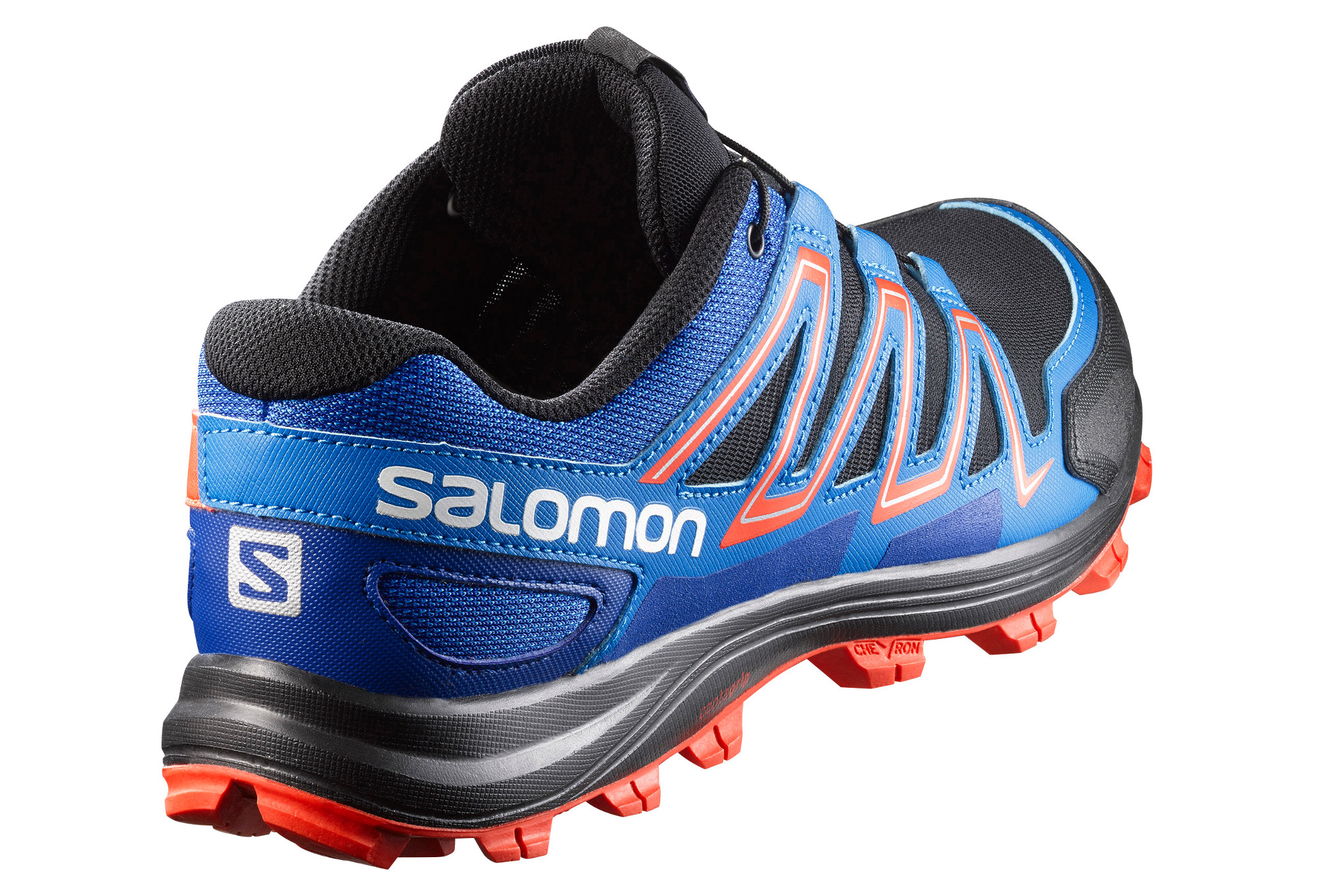 SALOMON SPEEDSTRAK Women's Shoes Blue Grey
