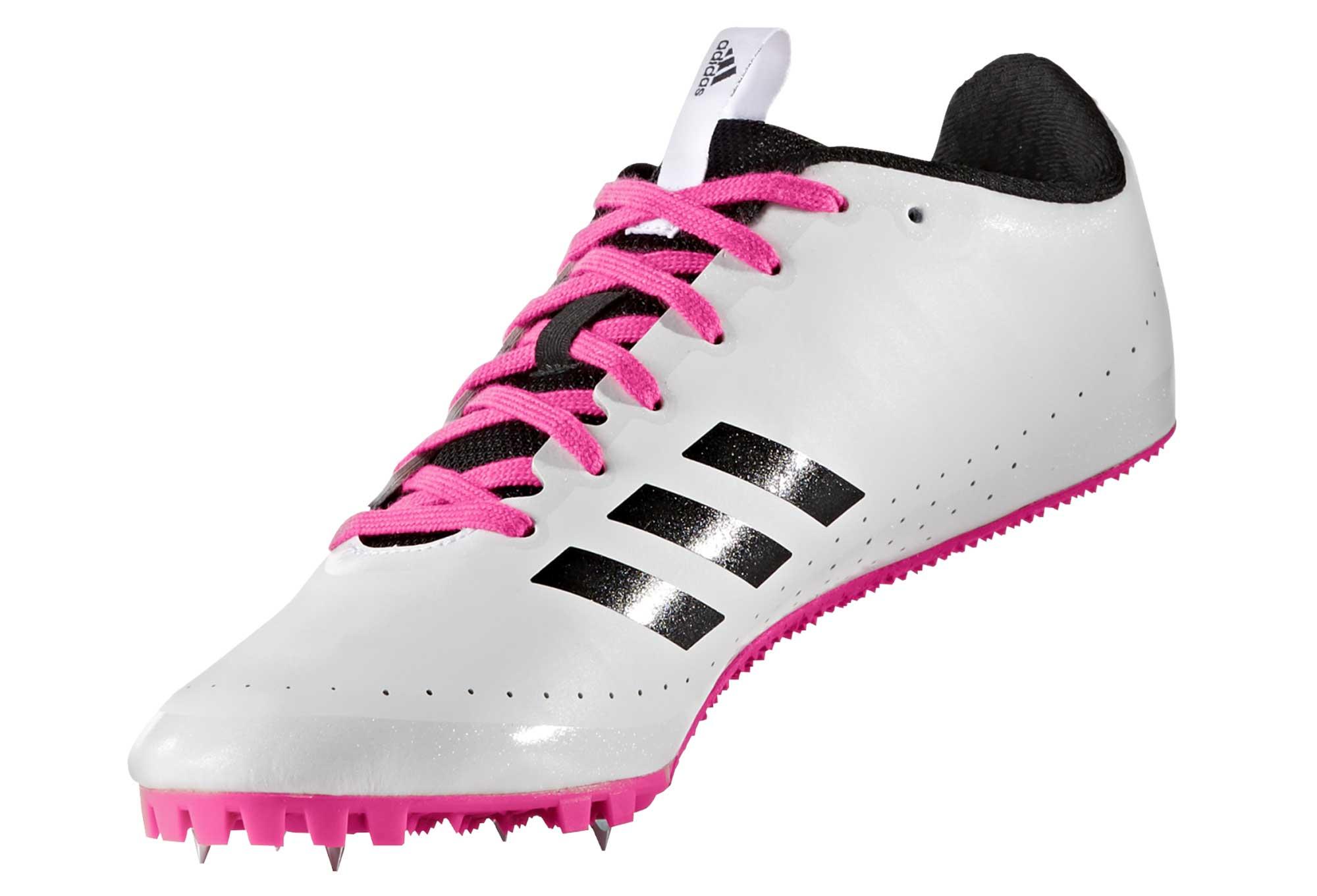 new arrival 01633 276c1 Chaussures dAthlétisme Femme adidas running Sprintstar Blanc  Rose