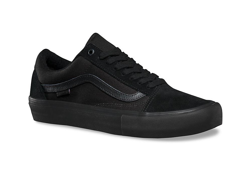 chaussures vans noire