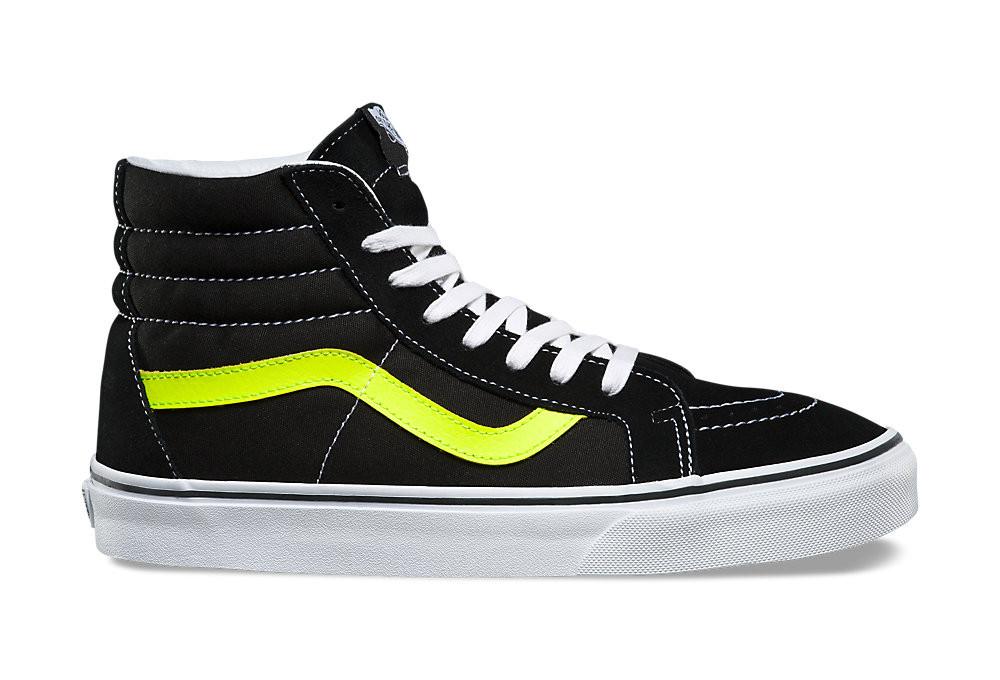 Negro Reedición es Hi Sk8 Amarillo Alltricks Zapatos Vans IwpFCqf