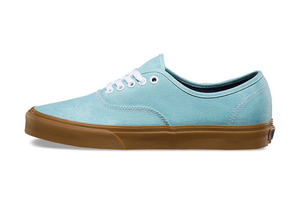vans authentic shoes blue brown alltrickscom