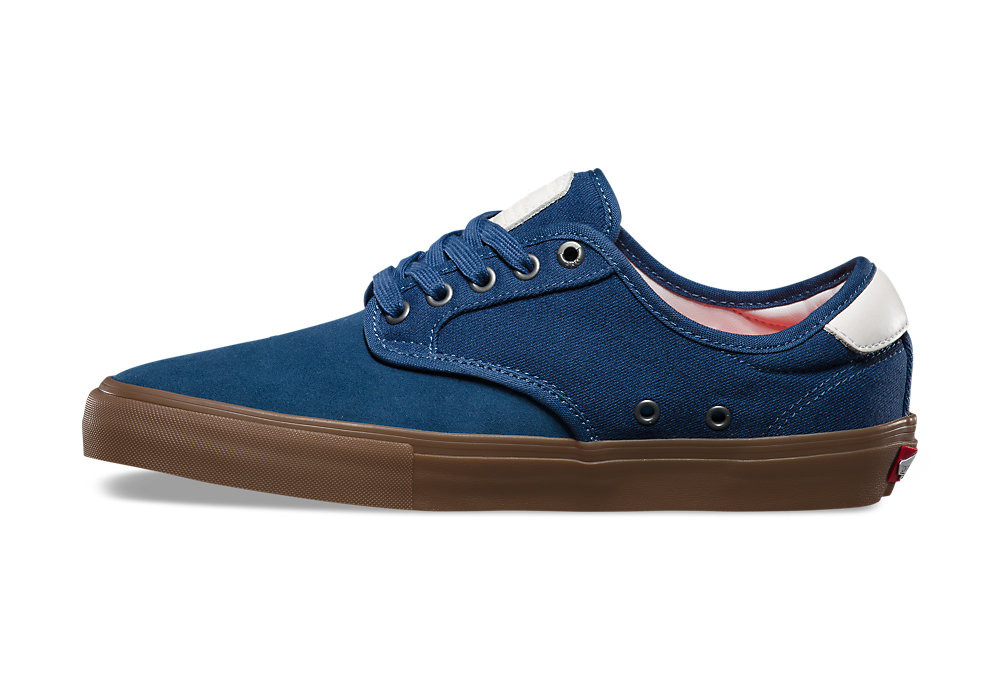 369d9bb3220ab3 Vans Chima Ferguson Pro Shoes Blue Brown