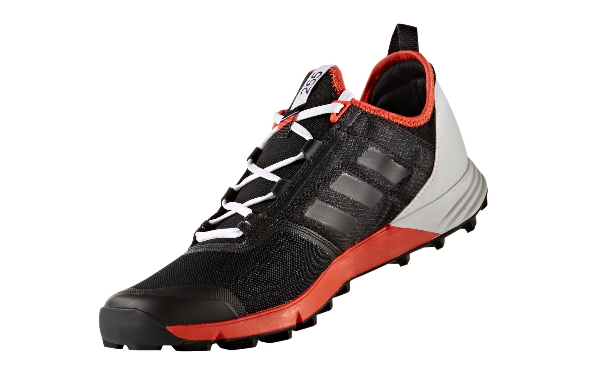 Chaussures de Trail adidas running Terrex Agravic Speed Blanc Noir