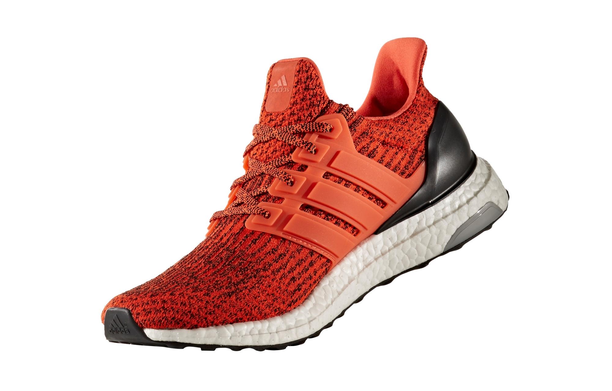 Orange Ultra Adidas De Chaussures Boost Noir Running BqXtfxE