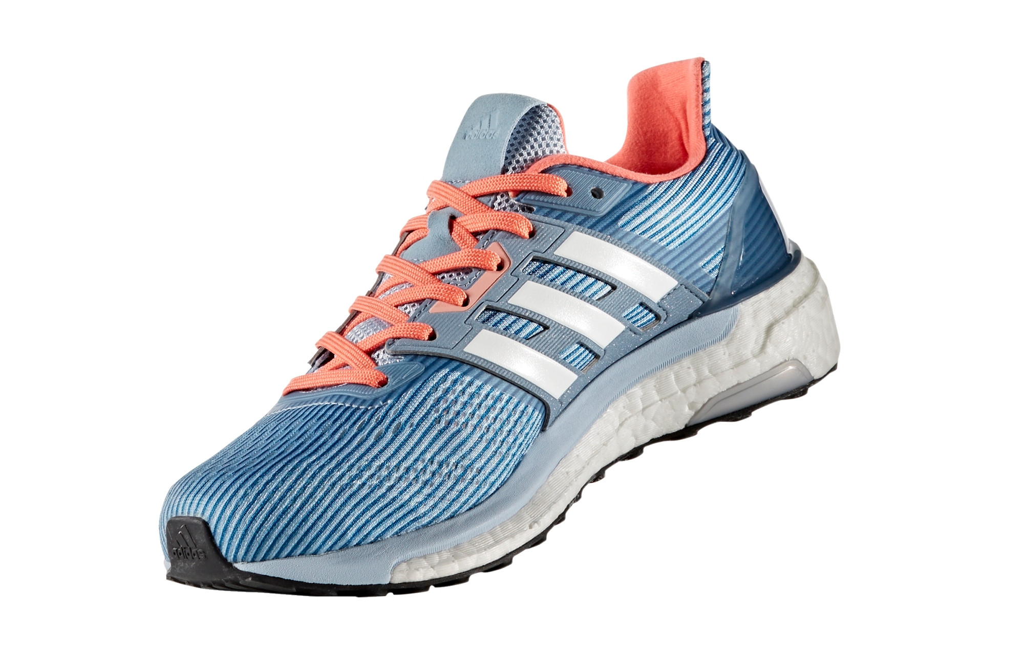 wholesale dealer 9d48c fdd26 adidas running SUPERNOVA Blue Pink Women   Alltricks.com
