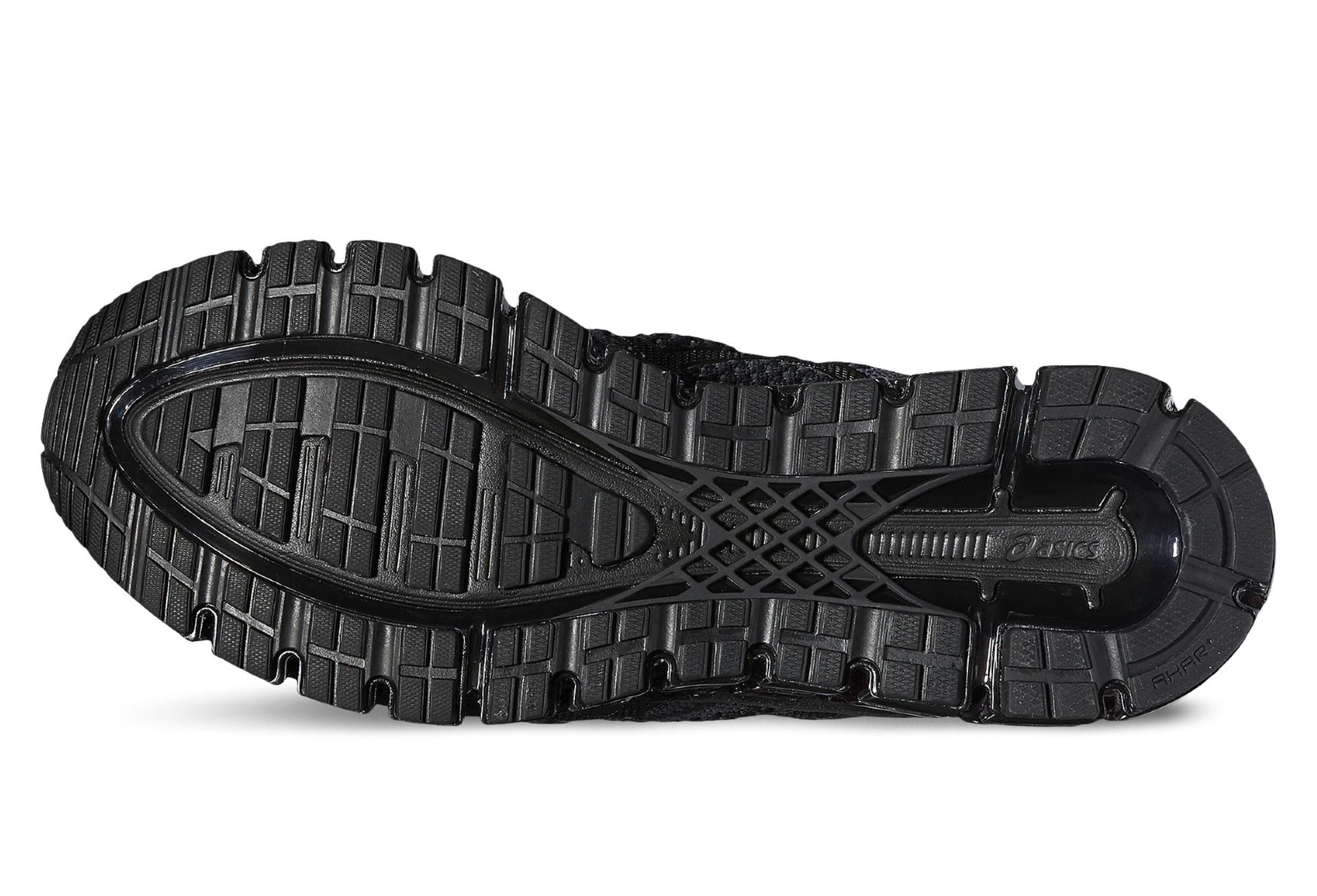 Running De Gel Asics Chaussures 360 Quantum Noir pSRqw5