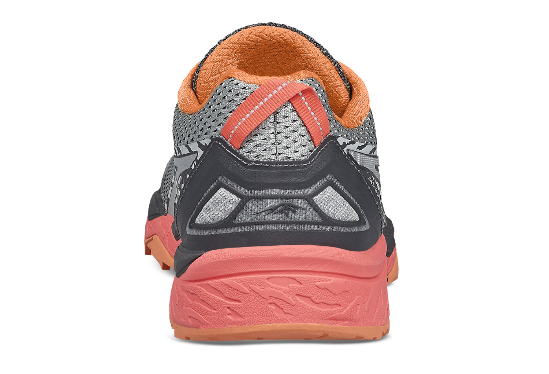 4814e094cc6 Chaussures de Trail Femme Asics Gel Fujitrabuco 5 Multi-couleur ...