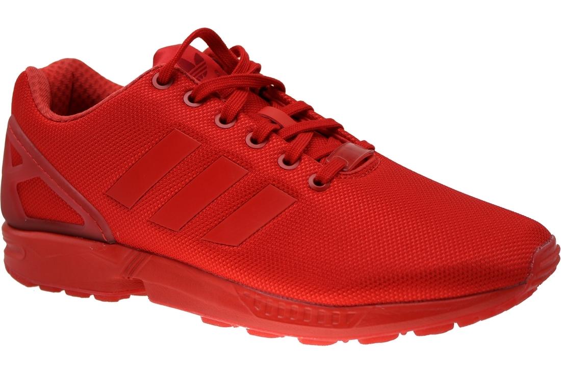 meilleure sélection ed87f 43cf9 Adidas ZX Flux AQ3098 Rouge