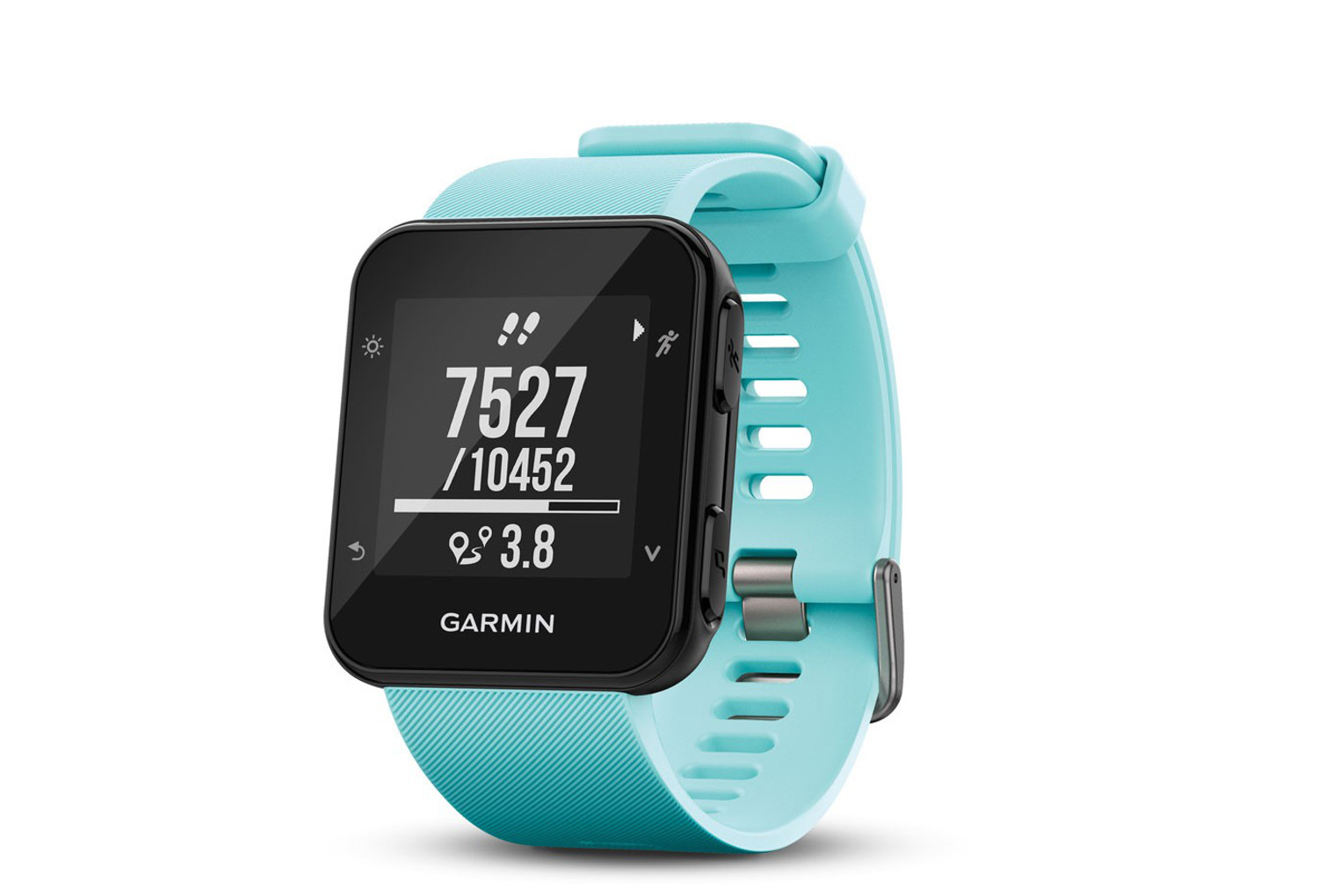 montre gps garmin forerunner 35 hr bleu. Black Bedroom Furniture Sets. Home Design Ideas