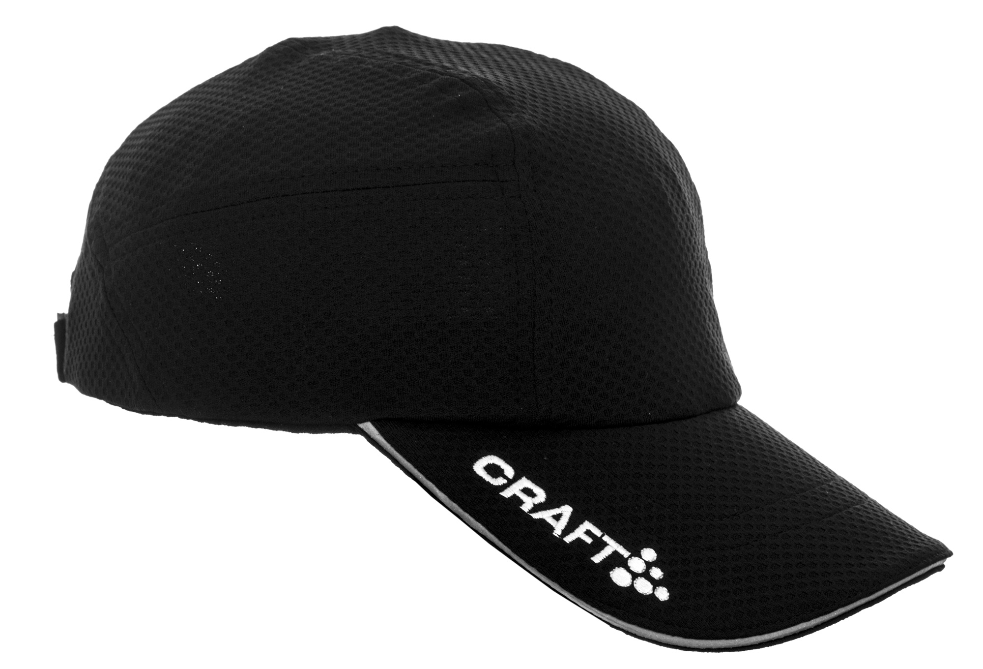 Craft elite running cap black for Cap crafter