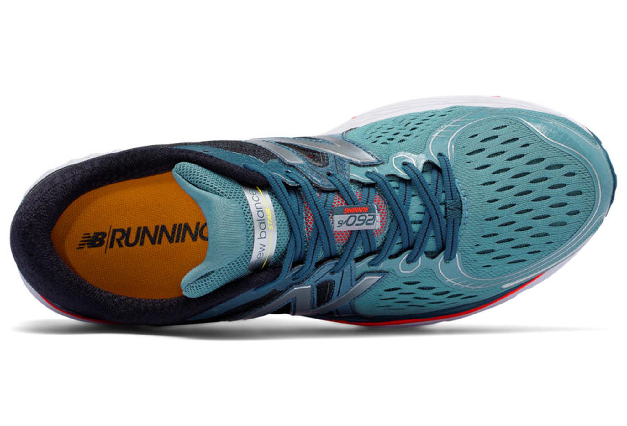 New Bleu De V6 1260 Nbx Orange Chaussures Running Balance PnExwqgTa