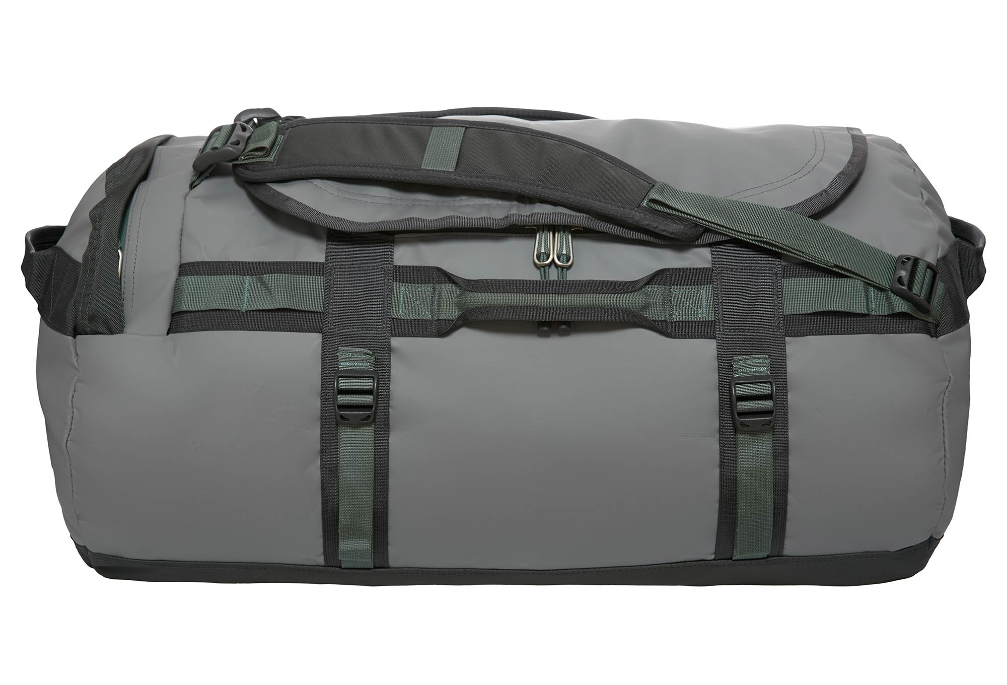 sac de sport the north face duffel base camp gris. Black Bedroom Furniture Sets. Home Design Ideas
