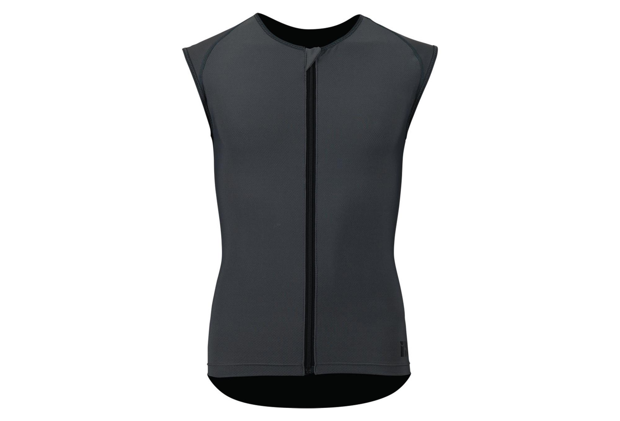 ixs kinder protektor shirt flow grau. Black Bedroom Furniture Sets. Home Design Ideas