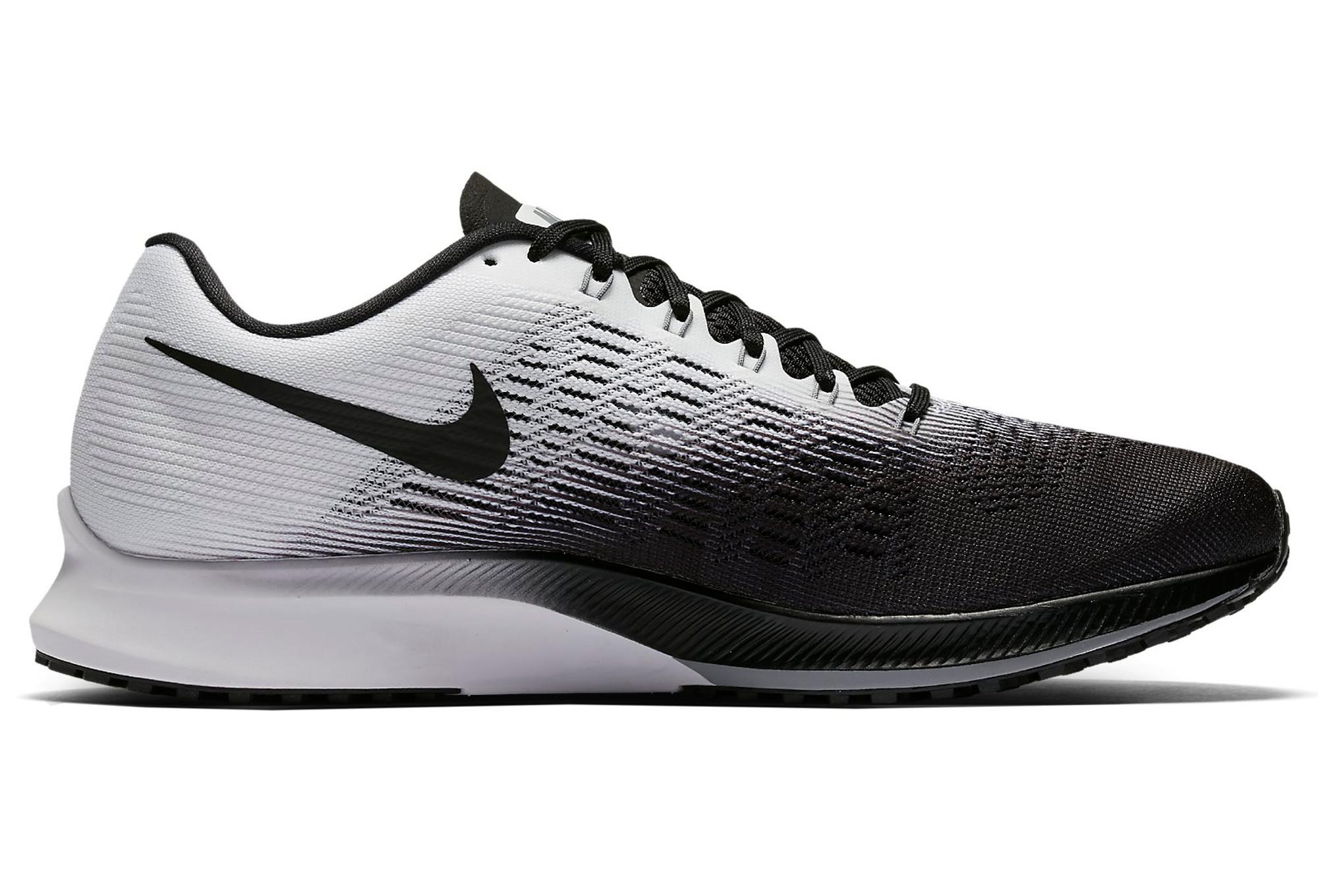 Nike Air Zoom Elite 9, Chaussures de Running Femme, Noir (Black/White-Cool Grey 001), 38 EU