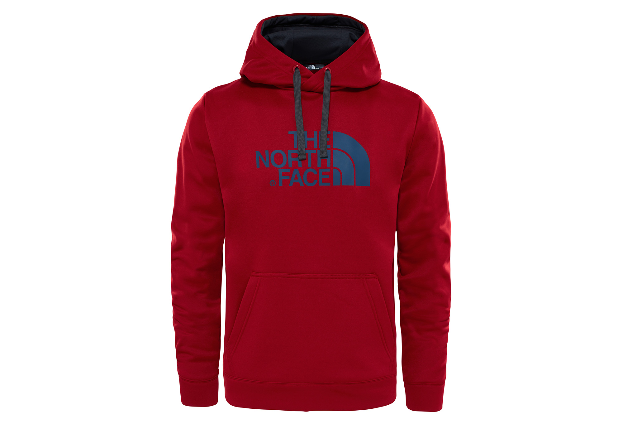 f73b3daddf The North Face Hoodie Surgent Halfdome Po Red | Alltricks.es