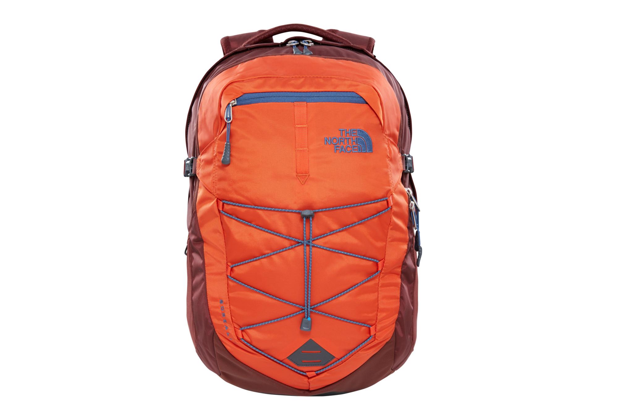 sac dos the north face borealis orange. Black Bedroom Furniture Sets. Home Design Ideas