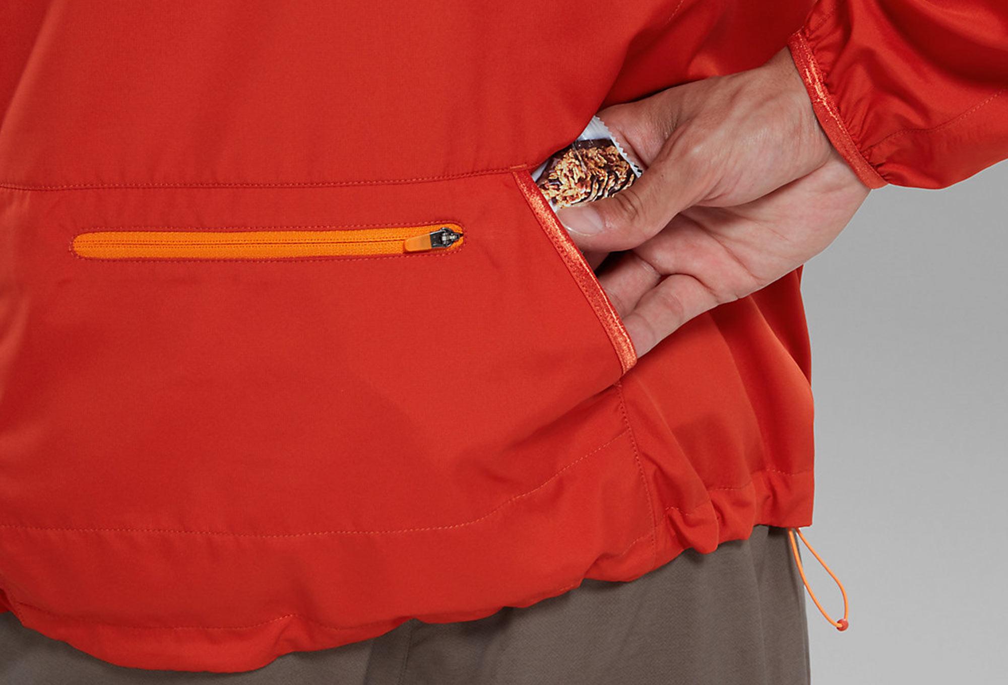 995cb7dc2 The North Face Waterproof Jacket Rapido Orange