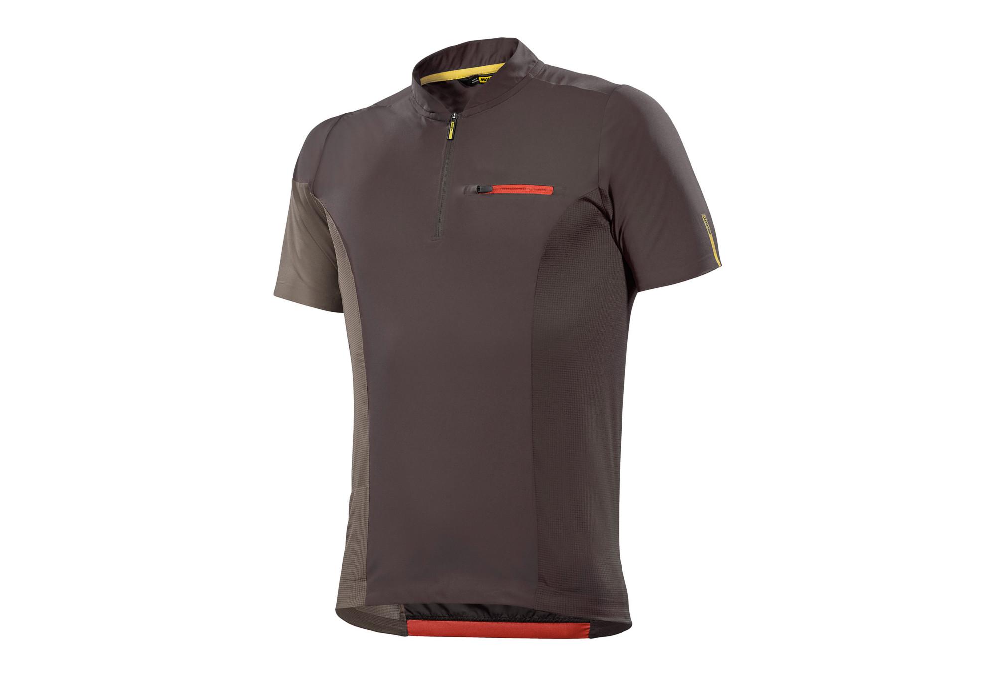 Short Sleeves Jersey MAVIC 2017 XA Pro Grey  9d5ce1bfc