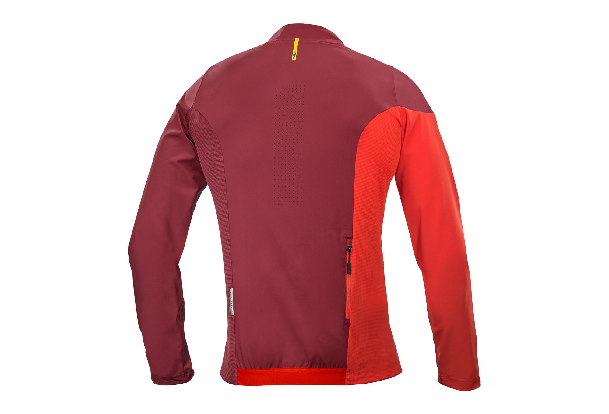 Short Sleeves Jersey MAVIC 2017 XA Pro Red  49e44784b