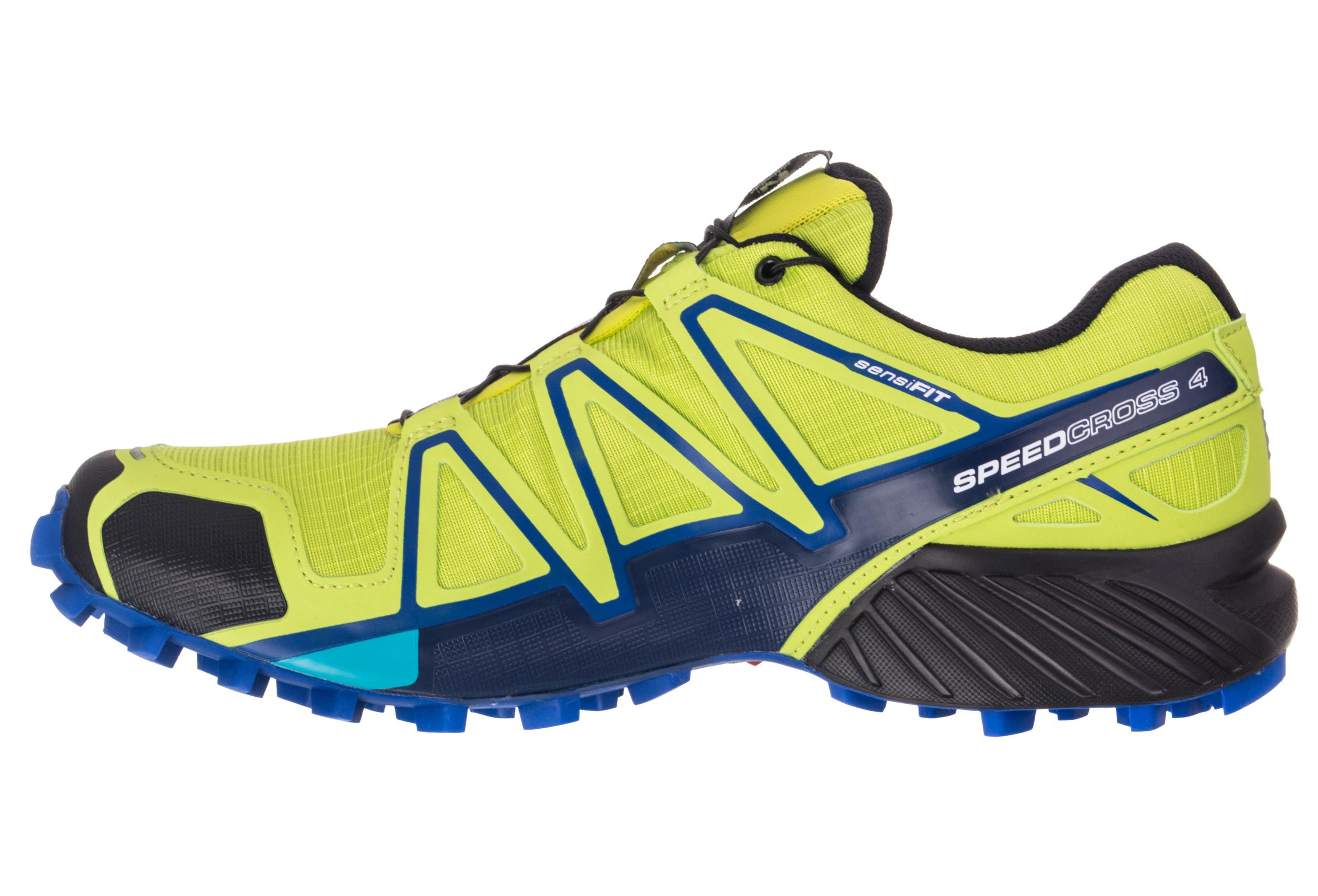 Trail de Salomon Chaussures SPEEDCROSS 4 Vert dCexBo