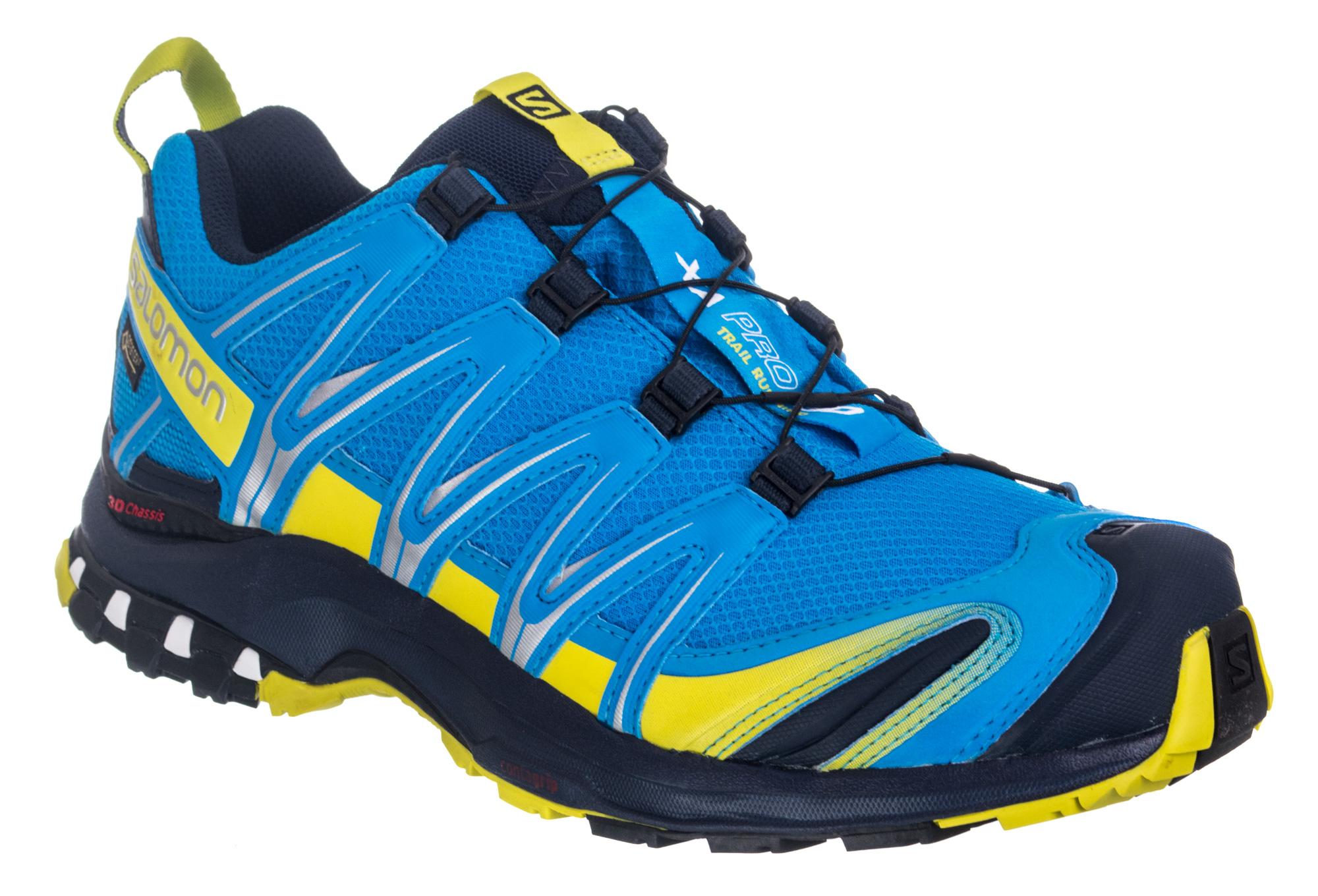 Chaussures de ville à lacets : Salomon Xa Pro 3d Gtx