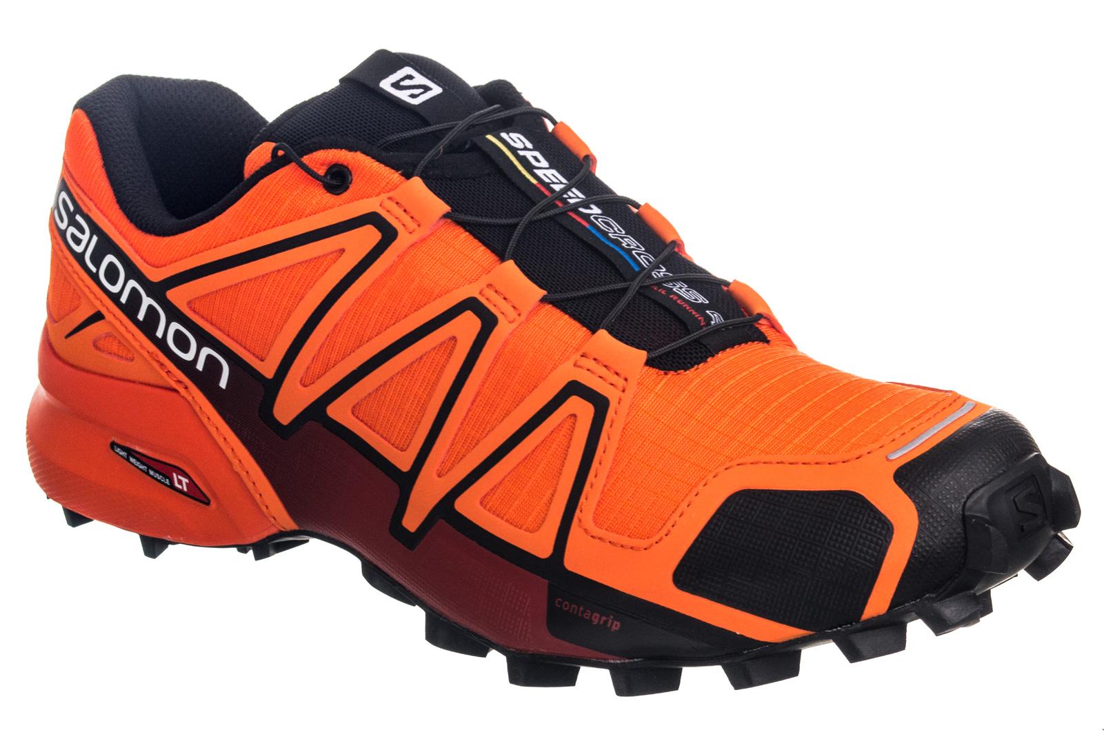 f11c0857101 Zapatillas Salomon SPEEDCROSS 4 para Hombre Orange | Alltricks.es