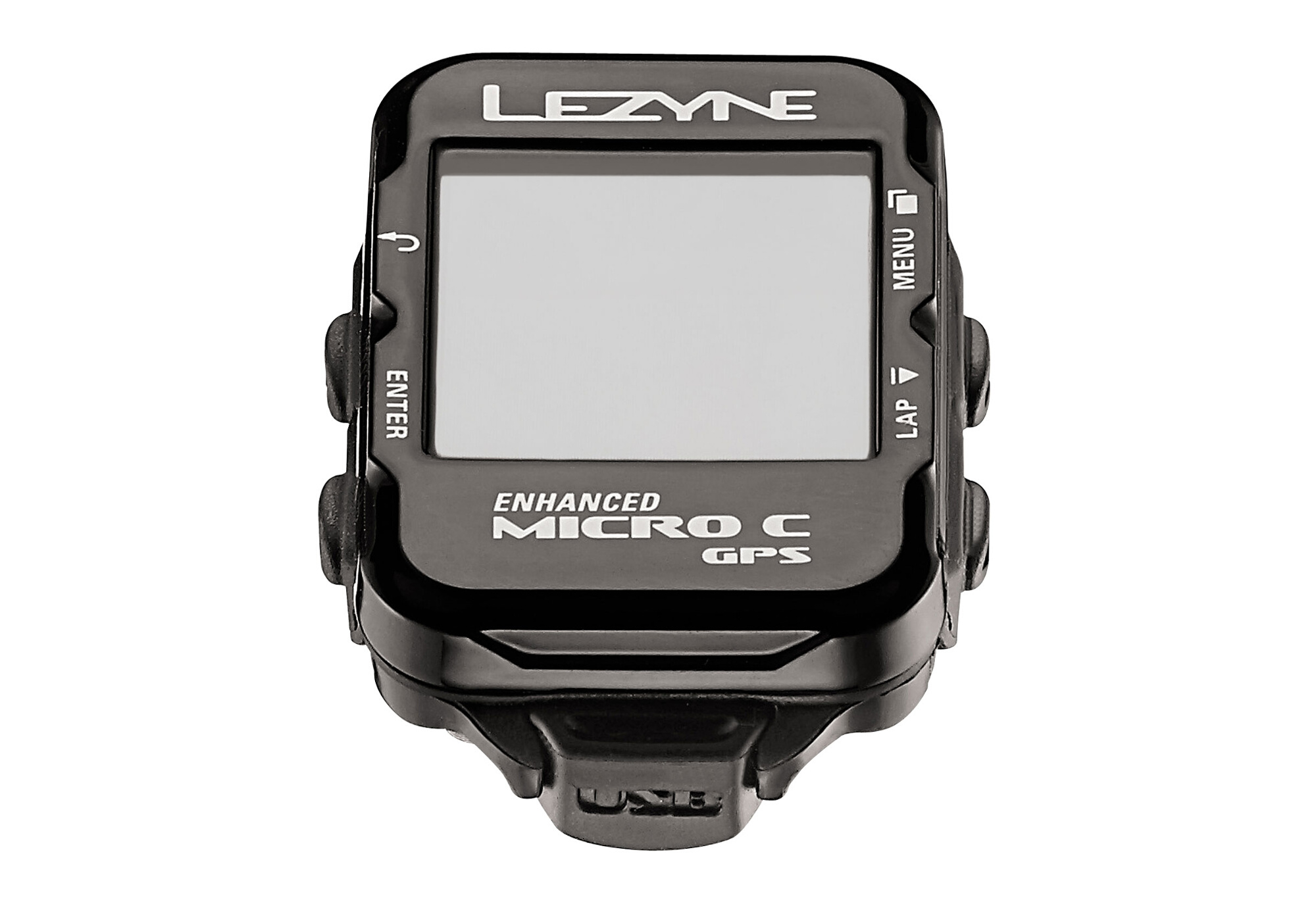 Lezyne Micro GPS écran couleur noir