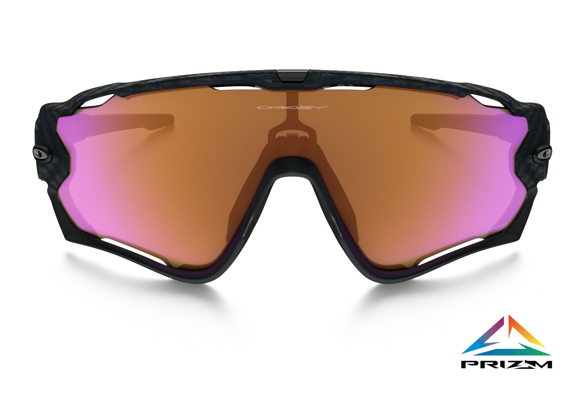 65a1adb26aa OAKLEY Jawbreaker Sunglasses Carbon Fiber Prizm Trail Ref  OO9290-2531