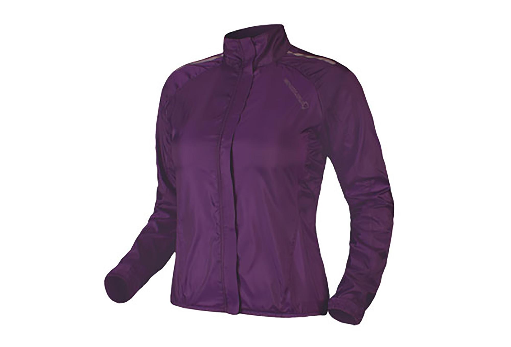 endura veste coupe vent pakajak femme violet. Black Bedroom Furniture Sets. Home Design Ideas
