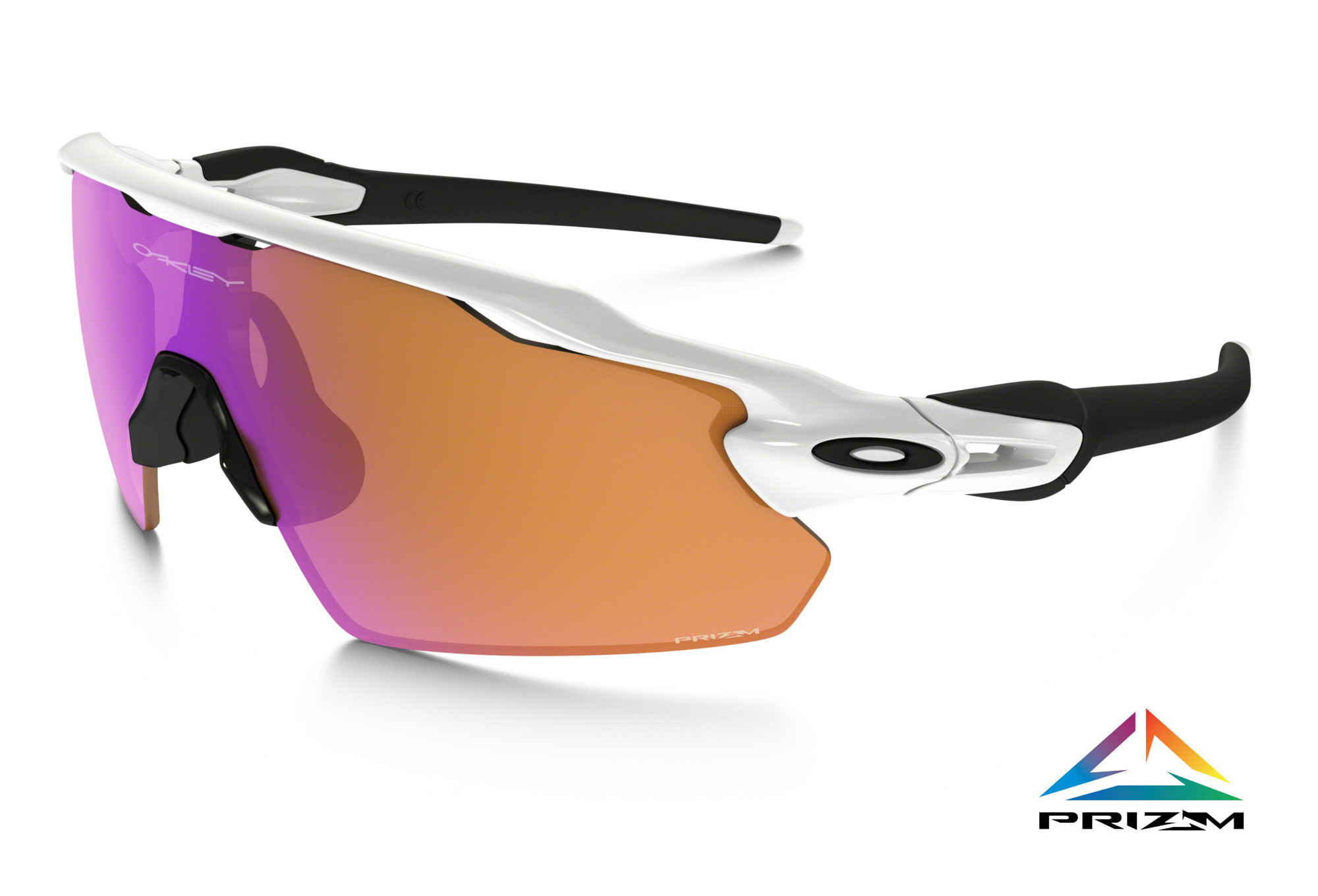 263b04d494 OAKLEY Sunglasses Radar EV Pitch White Prizm Trail Ref  OO9211-1338 ...