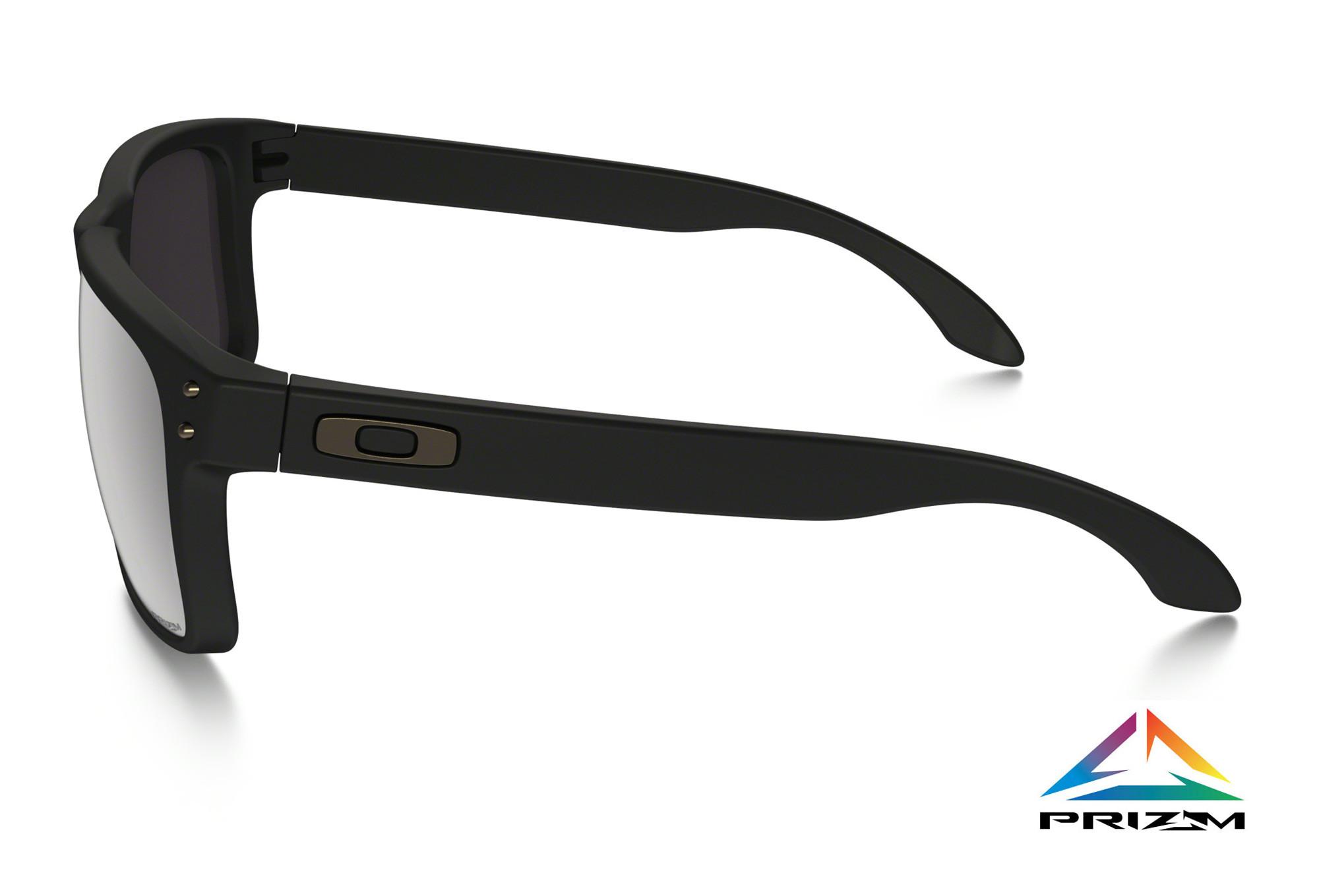Oakley Holbrook PolarizedCinemas 93 Black Prizm Matte K1FulJc5T3