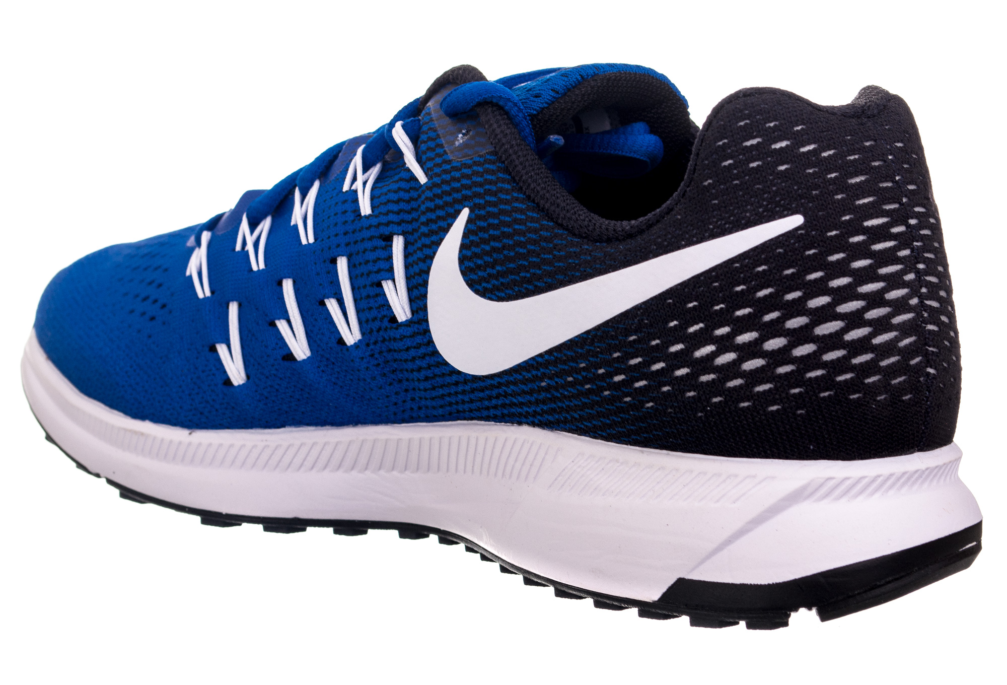 laufschuhe nike air zoom pegasus 33 herren blau. Black Bedroom Furniture Sets. Home Design Ideas