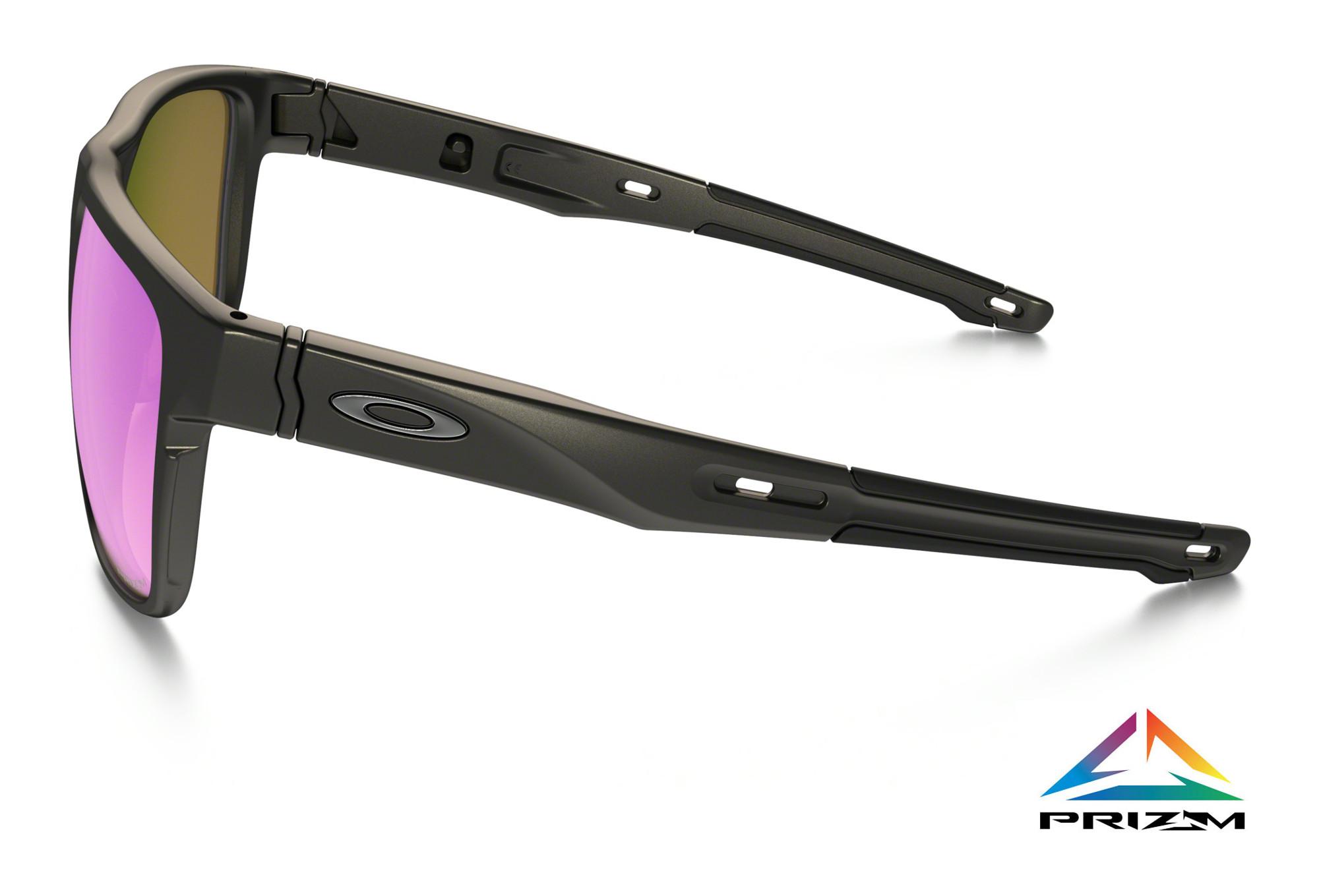 def4c2047348f5 OAKLEY Sunglasses Crossrange XL Carbon Prizm Trail Ref OO9360-0358 ...