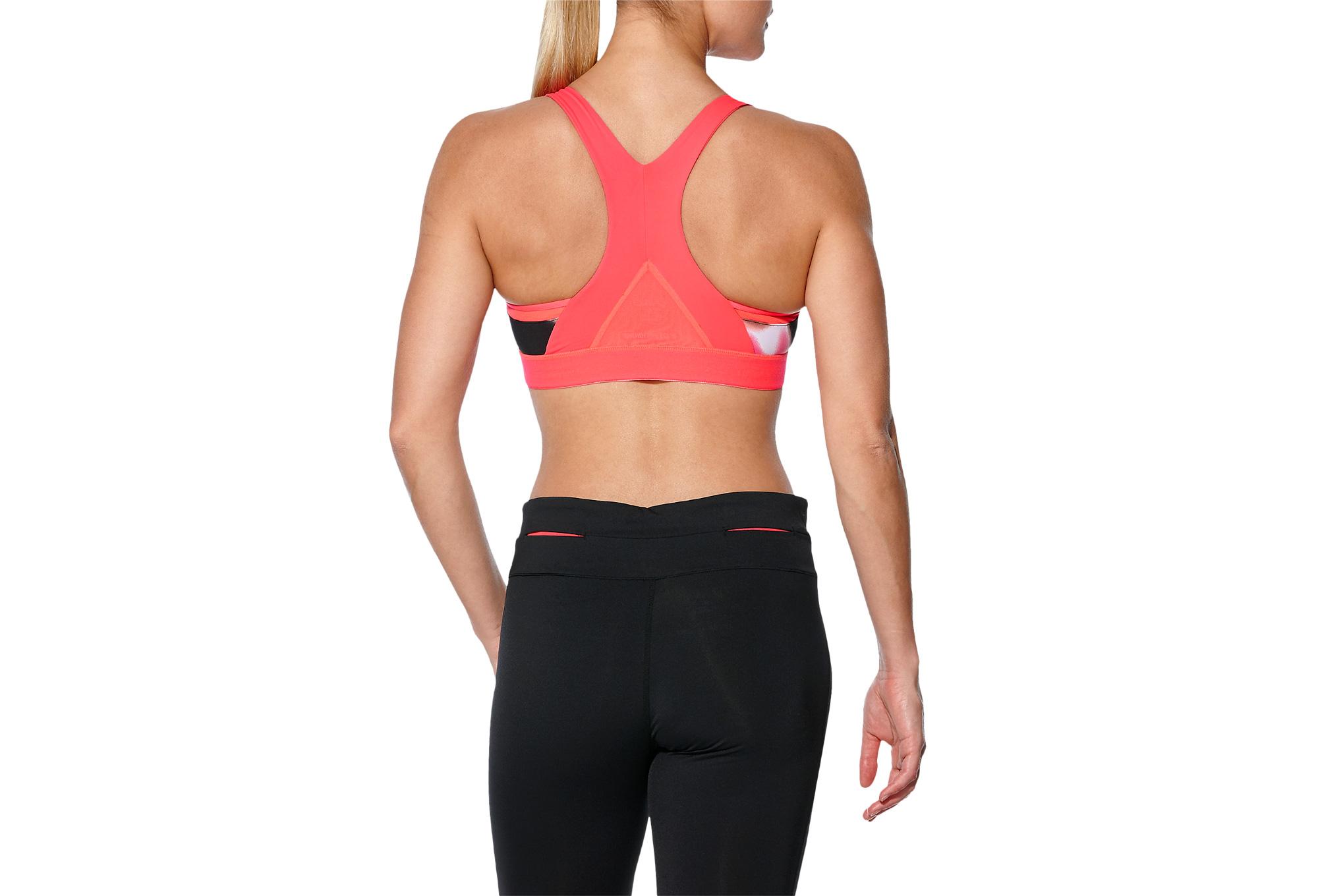 najnowsza zniżka 100% autentyczny zamówienie online Asics Sport Bra Fuzex Orange Black Women