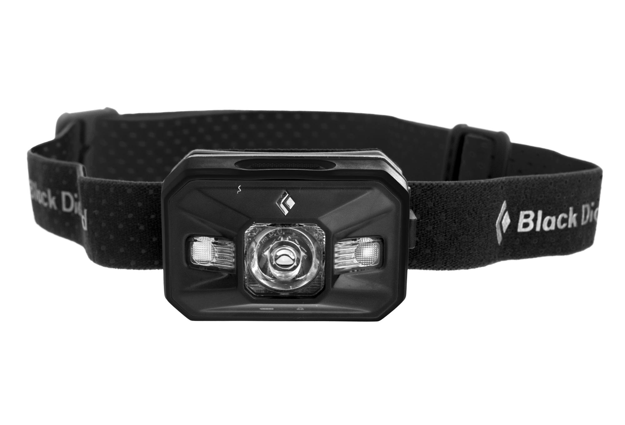 le frontale black 250 lumens noir alltricks fr