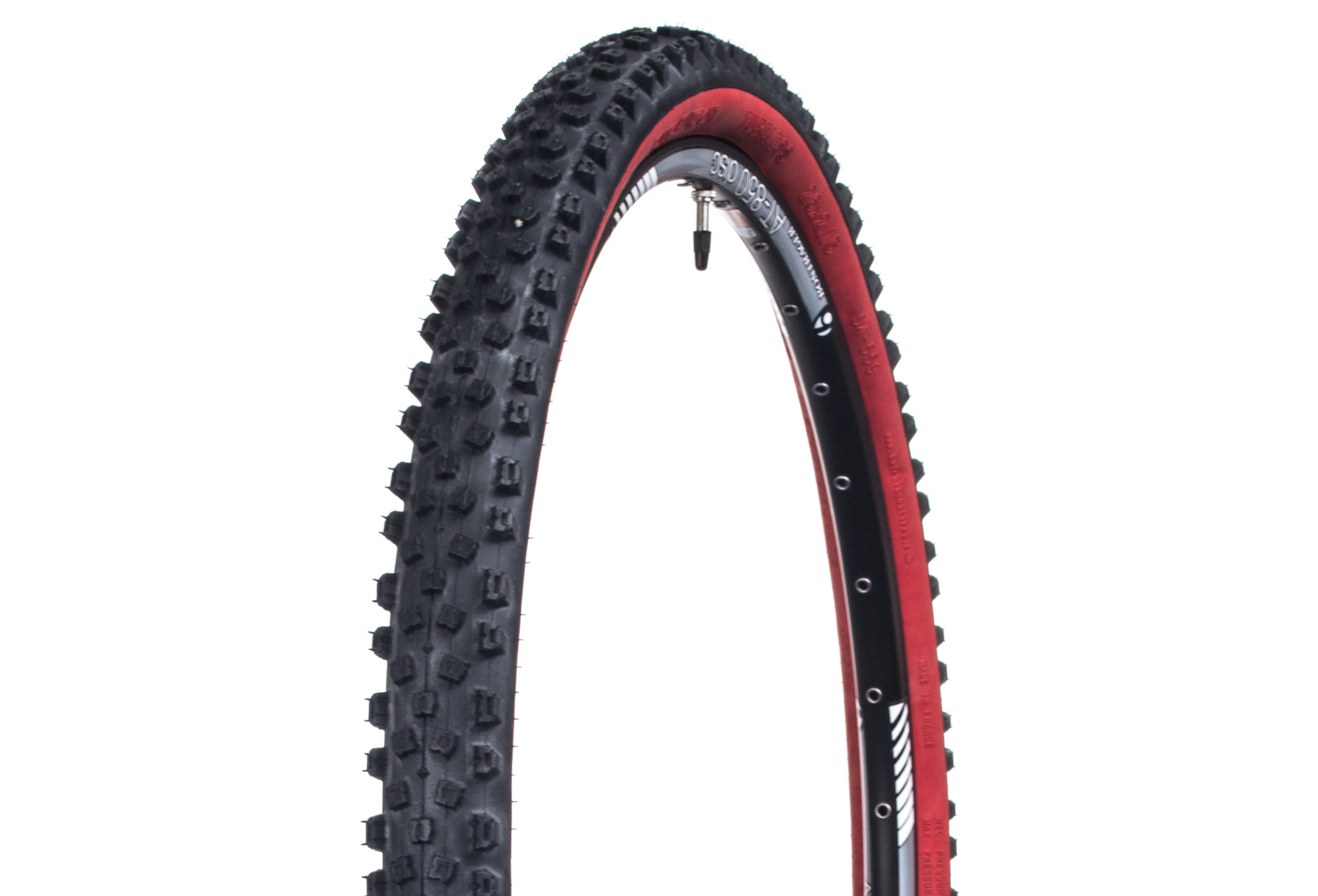 hutchinson pneu vtt toro 26 hardskin raceripost tl ready souple noir rouge. Black Bedroom Furniture Sets. Home Design Ideas