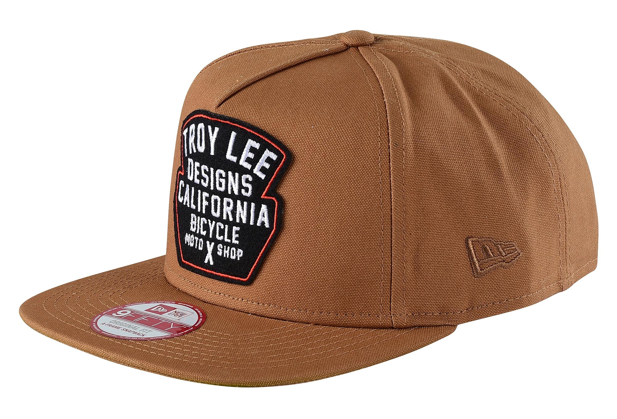 Troy Lee Designs Outback Cap Brown