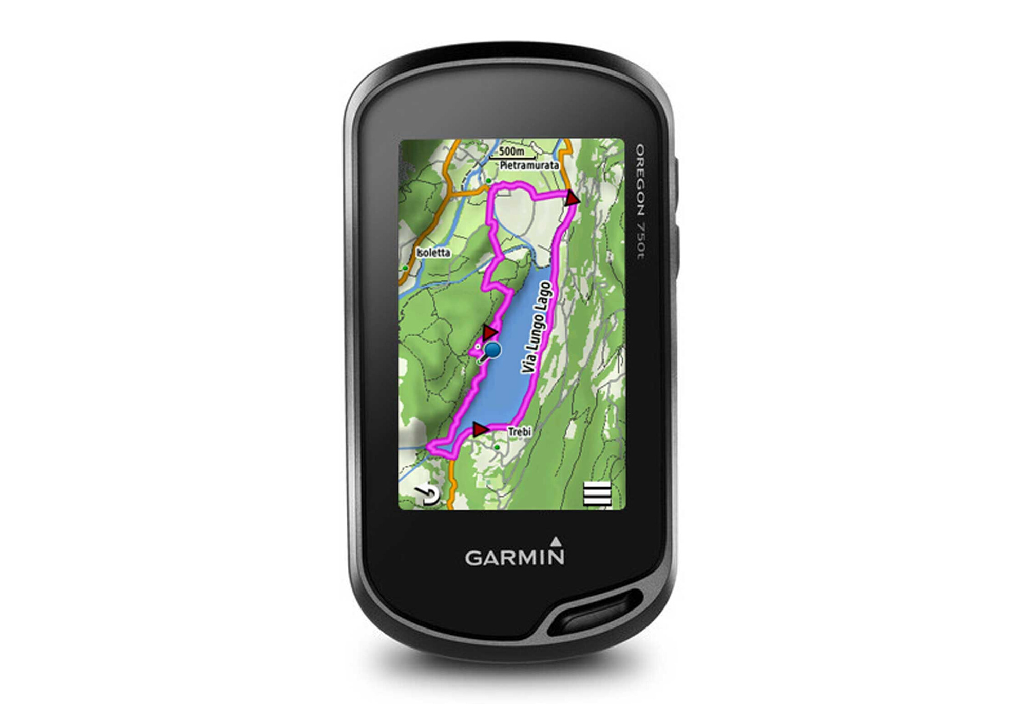 compteur gps garmin oregon 750t avec cartographie europe de l ouest. Black Bedroom Furniture Sets. Home Design Ideas