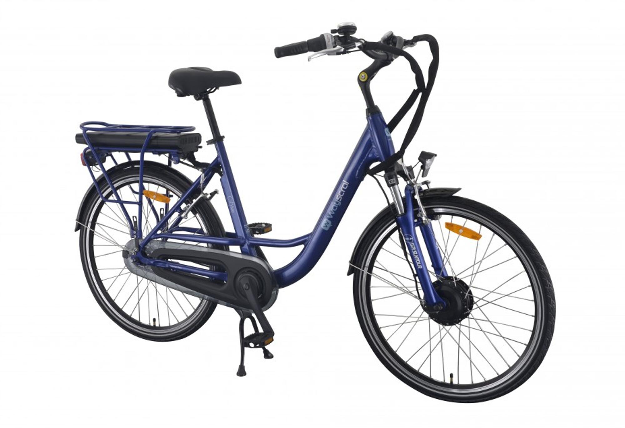 wayscral city 520 36v 13 2ah 26 39 39 urban e bike shimano. Black Bedroom Furniture Sets. Home Design Ideas