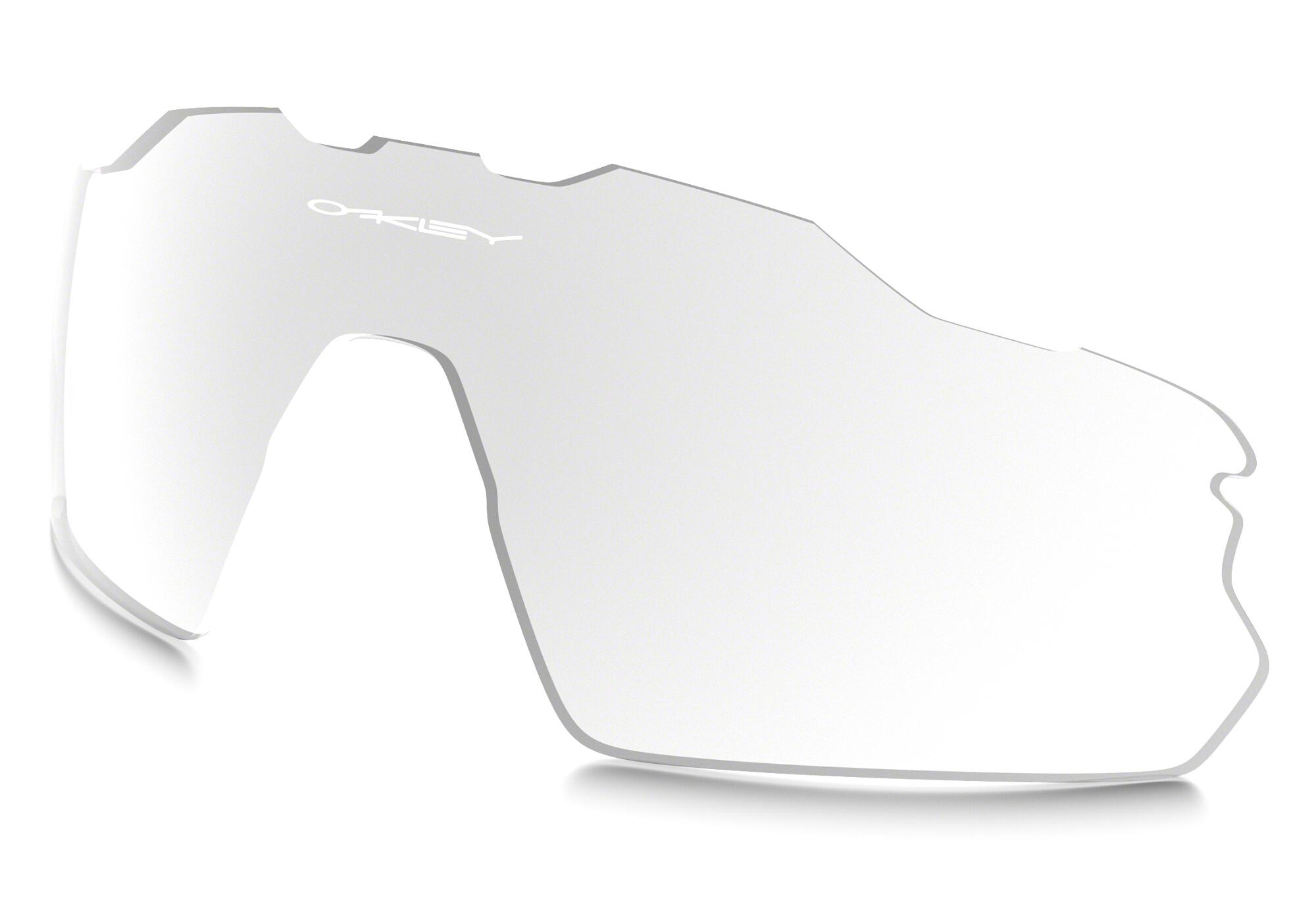 lenti trasparenti oakley radarlock