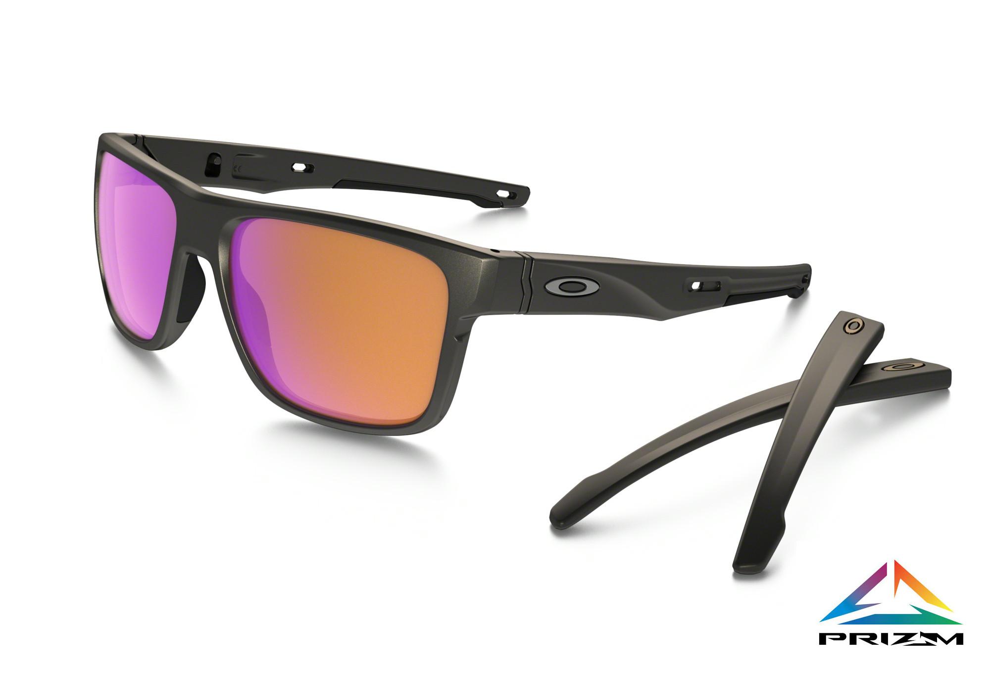 c5f31e4ca7 OAKLEY Sunglasses Crossrange Carbon Prizm Trail Ref OO9361-0357 ...