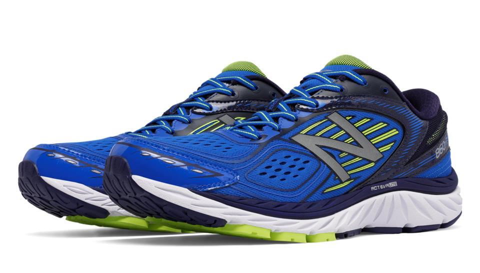 Jaune New Large Chaussures Balance 2e Bleu 860 Running De Nbx V7 1zSTzxw