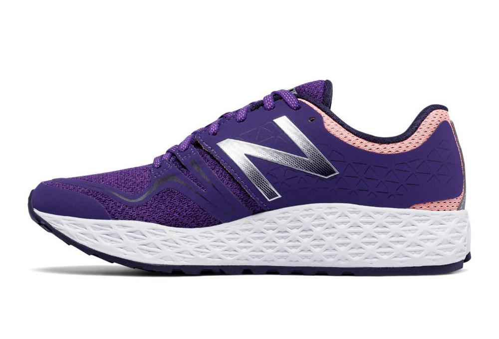 New Balance Fresh Foam Vongo Women Purple Orange