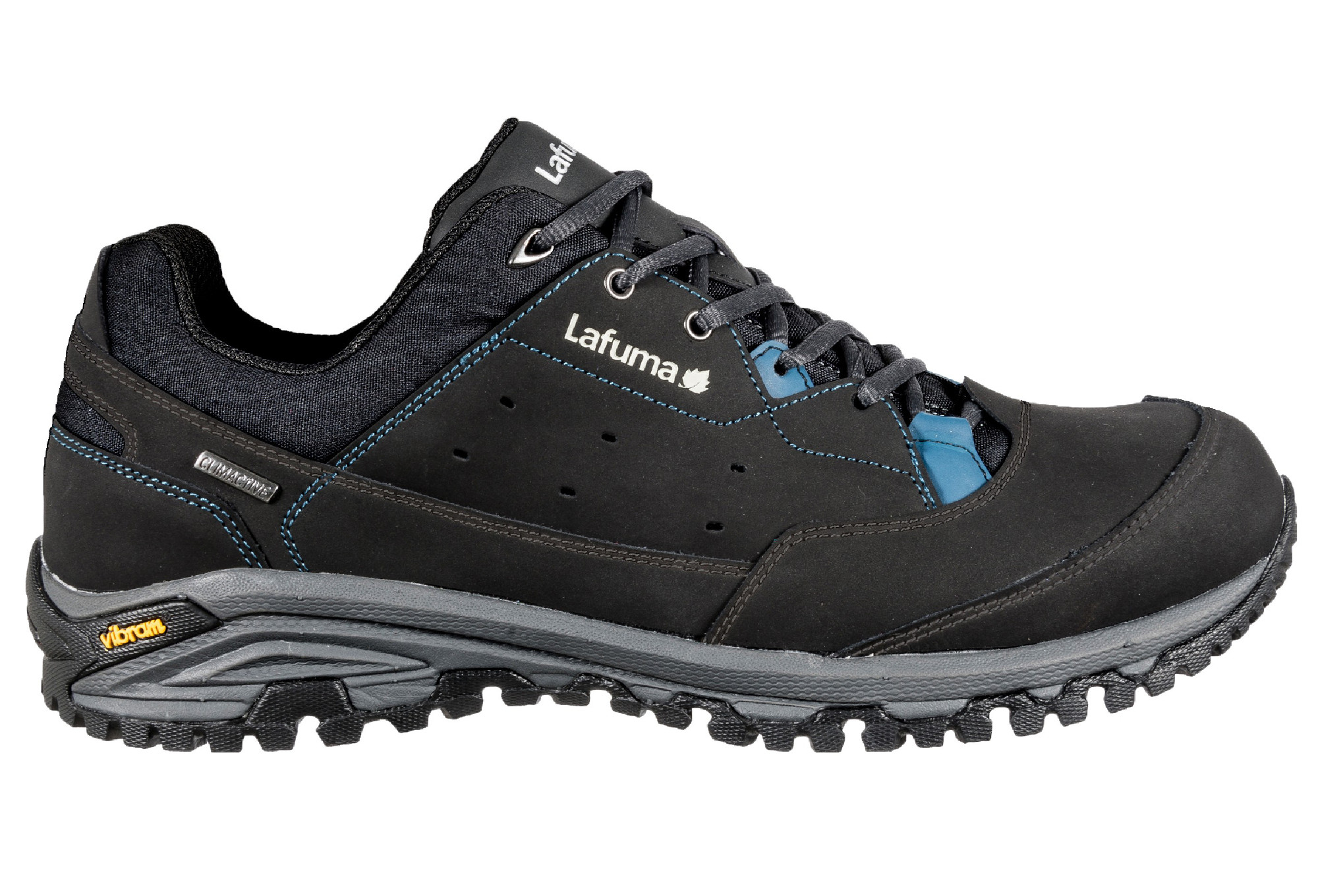 lafuma aneto hiking shoes black alltricks