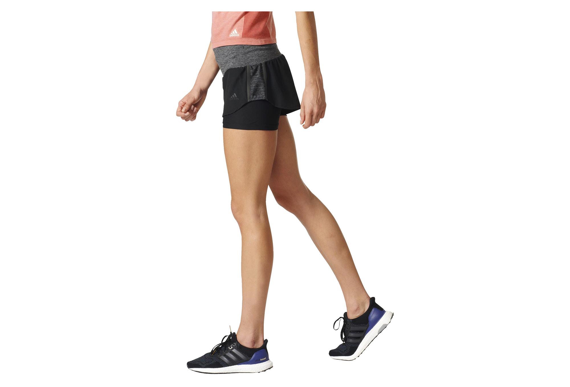 Short femme adidas Ultra Energy taille S Bleu Shorts et