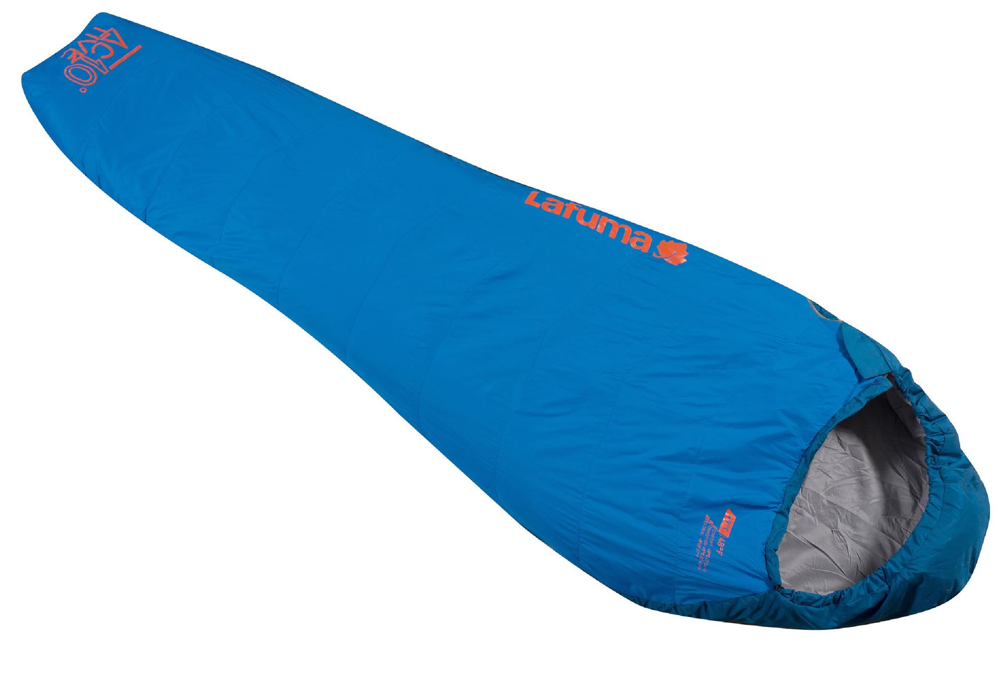 sac de couchage lafuma active 10 gauche bleu gauche. Black Bedroom Furniture Sets. Home Design Ideas