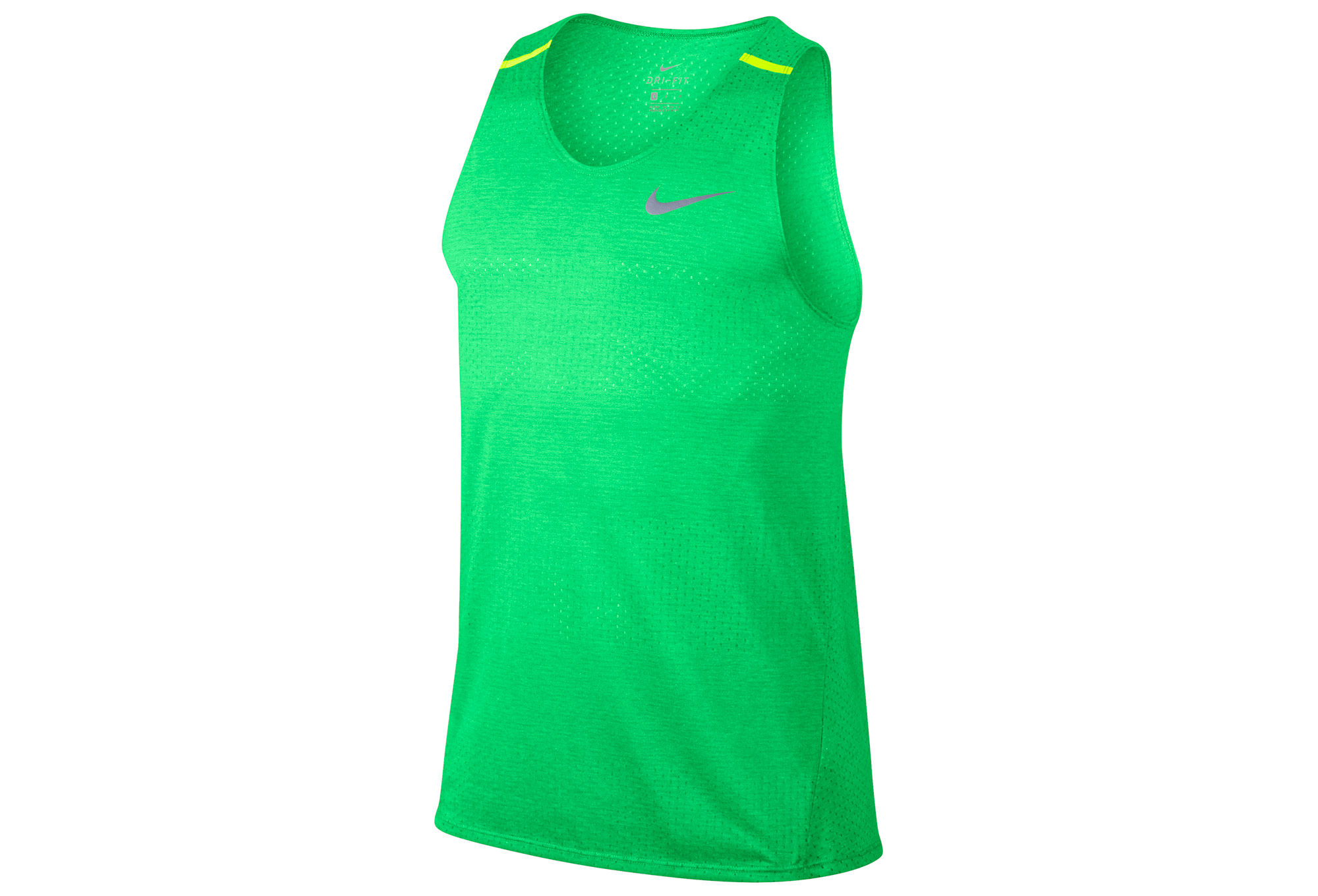 Nike Breathe Tank Green