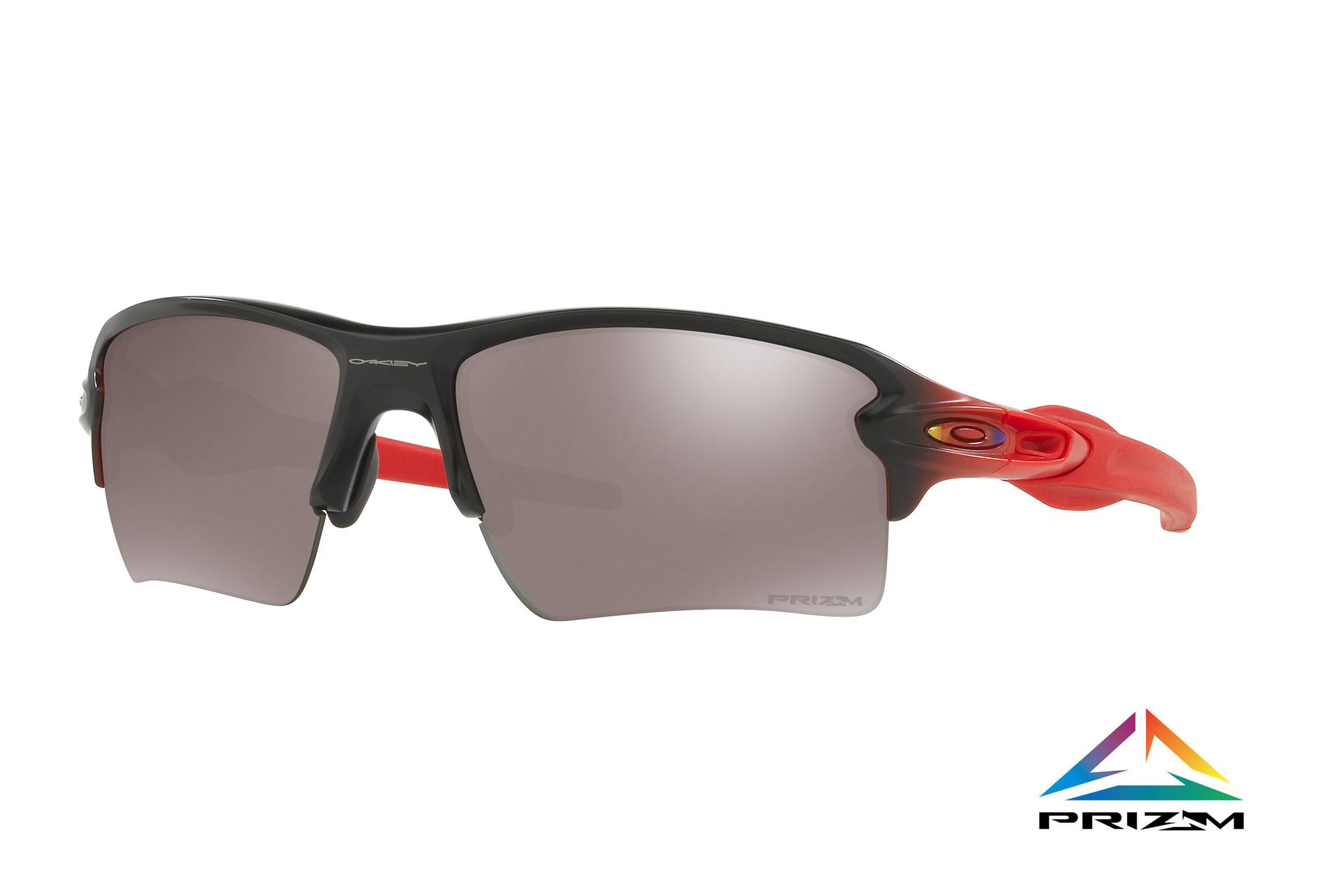 435b5e61887d3 Gafas de sol OAKLEY 2017 FLAK 2.0 XL Ruby Fade   Prizm Black ...