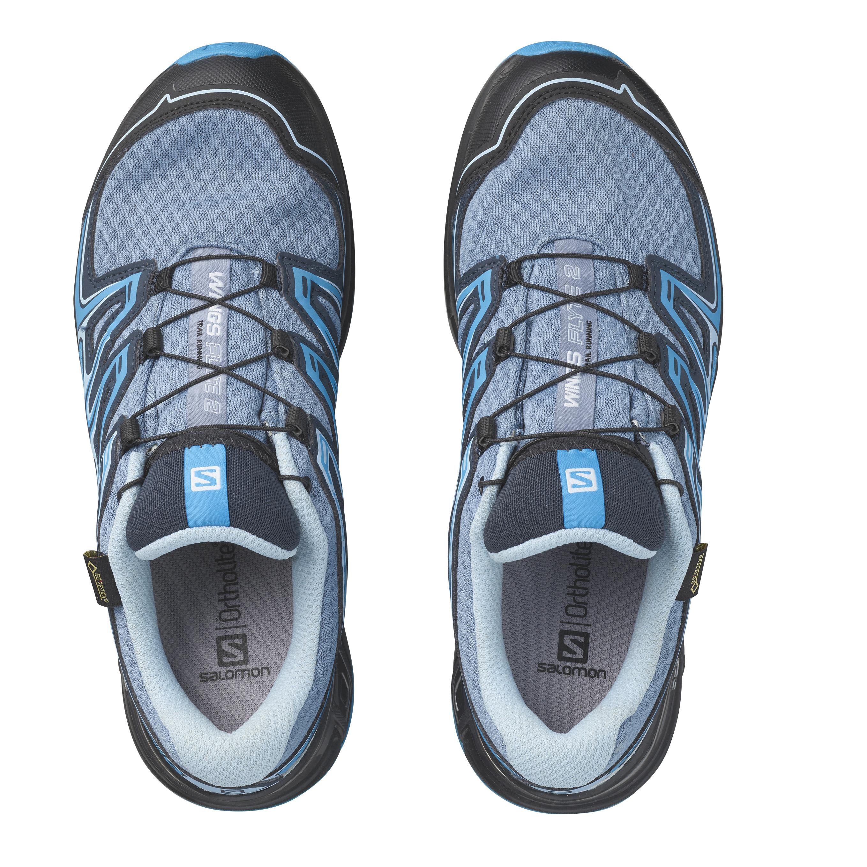 f6fd544ee033 Zapatillas Salomon WINGS FLYTE 2 GTX para Mujer Azul